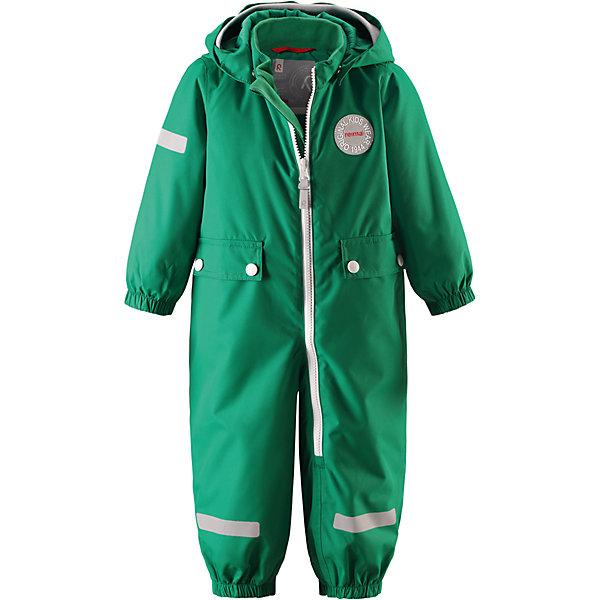 Комбинезон Fangan Reimatec® ReimaВерхняя одежда<br>Характеристики товара:<br><br>• цвет: зеленый<br>• состав: 100% полиэстер, полиуретановое покрытие<br>• температурный режим: от 0° до +10°С<br>• легкий утеплитель: 80 гр/м2<br>• водонепроницаемость: 8000 мм<br>• воздухопроницаемость: 5000 мм<br>• износостойкость: 30000 циклов (тест Мартиндейла)<br>• основыне швы проклеены, водонепроницаемы<br>• водо- и ветронепроницаемый, дышащий, грязеотталкивающий материал<br>• гладкая подкладка из полиэстера<br>• безопасный съёмный капюшон<br>• мягкая резинка по краю капюшона<br>• эластичные манжеты<br>• талия регулируется изнутри<br>• эластичные манжеты на брючинах<br>• съёмные эластичные штрипки<br>• длинная застёжка на молнии облегчает надевание<br>• два накладных кармана<br>• комфортная посадка<br>• страна производства: Китай<br>• страна бренда: Финляндия<br>• коллекция: весна-лето 2017<br><br>Верхняя одежда для детей может быть модной и комфортной одновременно! Демисезонный комбинезон поможет обеспечить ребенку комфорт и тепло. Он отлично смотрится с различной обувью. Изделие удобно сидит и модно выглядит. Материал - прочный, хорошо подходящий для межсезонья, водо- и ветронепроницаемый, «дышащий». Стильный дизайн разрабатывался специально для детей.<br><br>Одежда и обувь от финского бренда Reima пользуется популярностью во многих странах. Эти изделия стильные, качественные и удобные. Для производства продукции используются только безопасные, проверенные материалы и фурнитура. Порадуйте ребенка модными и красивыми вещами от Reima! <br><br>Комбинезон Reimatec® от финского бренда Reima (Рейма) можно купить в нашем интернет-магазине.<br>Ширина мм: 356; Глубина мм: 10; Высота мм: 245; Вес г: 519; Цвет: зеленый; Возраст от месяцев: 18; Возраст до месяцев: 24; Пол: Унисекс; Возраст: Детский; Размер: 92,74,80,86,98; SKU: 5265736;