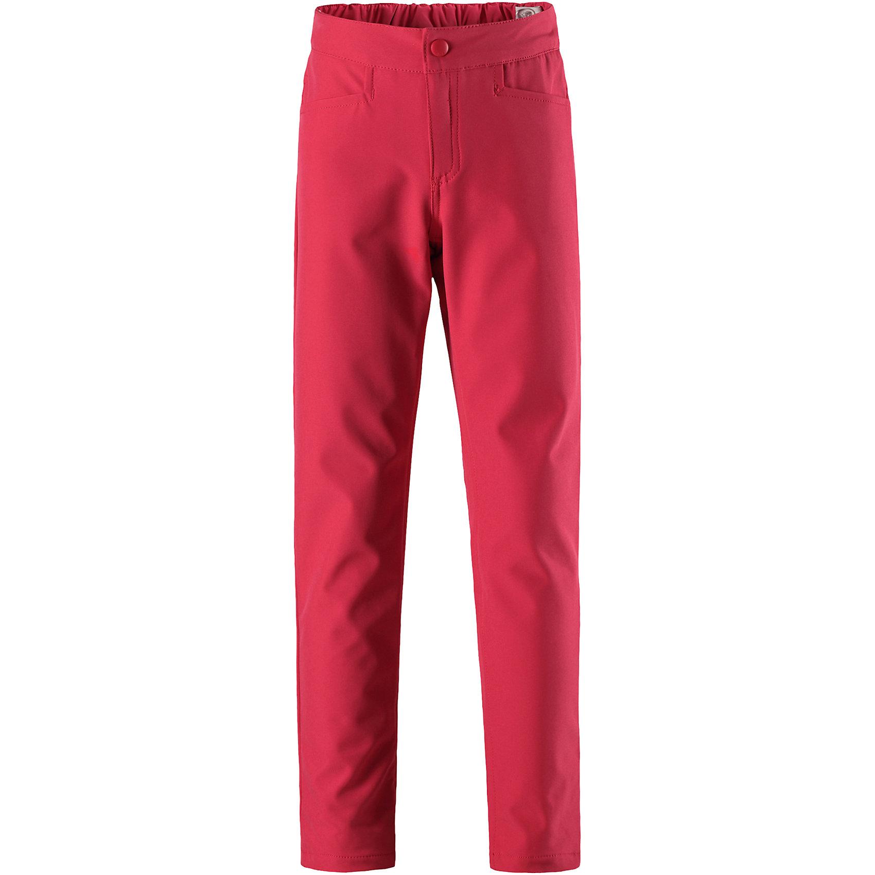 Брюки для девочки ReimaХарактеристики товара:<br><br>• цвет: розовый<br>• состав: 96% полиэстер, 4% эластан, полиуретановое покрытие<br>• потайной карман для датчика ReimaGO®<br>• водонепроницаемый материал<br>• ветронепроницаемый, дышащий материал<br>• ширинка на молнии<br>• регулируемый обхват талии<br>• зауженная модель<br>• два боковых кармана<br>• комфортная посадка<br>• страна производства: Китай<br>• страна бренда: Финляндия<br>• коллекция: весна-лето 2017<br><br>Одежда для детей может быть модной и комфортной одновременно! Удобные брюки помогут обеспечить ребенку комфорт и тепло. Изделие сшито из водонепроницаемого материала. Модель стильно смотрится, отлично сочетается с различным верхом. Стильный дизайн разрабатывался специально для детей.<br><br>Одежда и обувь от финского бренда Reima пользуется популярностью во многих странах. Эти изделия стильные, качественные и удобные. Для производства продукции используются только безопасные, проверенные материалы и фурнитура. Порадуйте ребенка модными и красивыми вещами от Reima! <br><br>Брюки для девочки от финского бренда Reima (Рейма) можно купить в нашем интернет-магазине.<br><br>Ширина мм: 215<br>Глубина мм: 88<br>Высота мм: 191<br>Вес г: 336<br>Цвет: розовый<br>Возраст от месяцев: 108<br>Возраст до месяцев: 120<br>Пол: Женский<br>Возраст: Детский<br>Размер: 140,146,128,104,110,116,122,152,158,164,134<br>SKU: 5267509