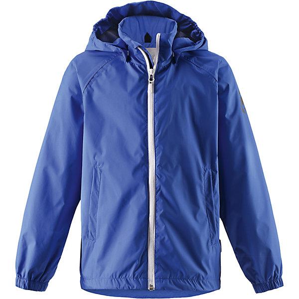 Куртка Roder для мальчика Reimatec® ReimaОдежда<br>Характеристики товара:<br><br>• цвет: синий<br>• состав: 100% полиэстер, полиуретановое покрытие<br>• температурный режим: от +5 до +15С<br>• без утеплителя<br>• водонепроницаемость 5000 мм<br>• ветронепроницаемость 5000<br>• сопротивление трению: 3000 циклов (тест Мартиндейла).<br>• швы проклеены и водонепроницаемы<br>• водо- и ветронепроницаемый «дышащий» материал<br>• подкладка: mesh-сетка<br>• безопасный съёмный капюшон<br>• регулируемый подол<br>• эластичные манжеты<br>• усовершенствованная молния - больше не застрянет!<br>• возможность сложить куртку в ее собственный карман<br>• два прорезных кармана<br>• комфортная посадка<br>• страна производства: Китай<br>• страна бренда: Финляндия<br><br>Верхняя одежда для детей может быть модной и комфортной одновременно! Демисезонная куртка поможет обеспечить ребенку комфорт и тепло. Она отлично смотрится с различной одеждой и обувью. Изделие удобно сидит и модно выглядит. Материал - прочный, хорошо подходящий для межсезонья, водо- и ветронепроницаемый, «дышащий». Стильный дизайн разрабатывался специально для детей.<br><br>Одежда и обувь от финского бренда Reima пользуется популярностью во многих странах. Эти изделия стильные, качественные и удобные. Для производства продукции используются только безопасные, проверенные материалы и фурнитура. Порадуйте ребенка модными и красивыми вещами от Reima! <br><br>Куртку для мальчика Reimatec® от финского бренда Reima (Рейма) можно купить в нашем интернет-магазине.<br>Ширина мм: 356; Глубина мм: 10; Высота мм: 245; Вес г: 519; Цвет: синий; Возраст от месяцев: 84; Возраст до месяцев: 96; Пол: Мужской; Возраст: Детский; Размер: 128,122,104,116,110,164,158,152,146,140,134; SKU: 5267573;