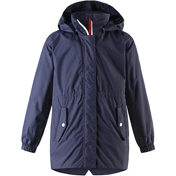 Купить Куртка Marine для девочки Reimatec® Reima, Китай, синий, 140, 134, 128, 122, 164, 158, 152, 146, Женский