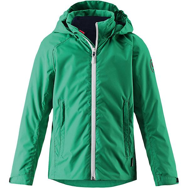 Купить Куртка Travel для мальчика Reimatec® Reima, Китай, зеленый, 110, 104, 158, 152, 146, 164, 140, 134, 128, 122, 116, Мужской