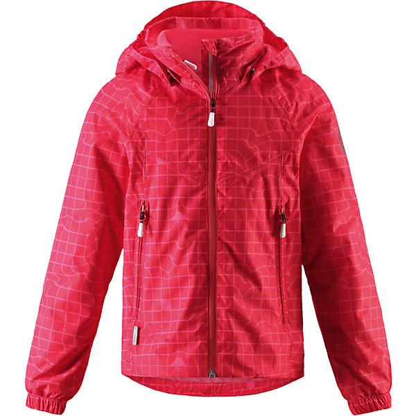 Купить Куртка Tibia для девочки Reimatec® Reima, Китай, красный, 146, 152, 128, 122, 110, 116, 134, 140, 164, 158, 104, Женский
