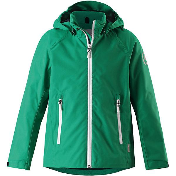 Куртка Suisto для мальчика Reimatec® ReimaОдежда<br>Характеристики товара:<br><br>• цвет: зеленый<br>• состав: 100% полиэстер, полиуретановое покрытие<br>• температурный режим: от +10°до +20°С<br>• водонепроницаемость: 15000 мм<br>• воздухопроницаемость: 5000 мм<br>• износостойкость: 40000 циклов (тест Мартиндейла)<br>• без утеплителя<br>• швы проклеены и водонепроницаемы<br>• водо- и ветронепроницаемый «дышащий» материал<br>• подкладка: mesh-сетка<br>• безопасный съёмный и регулируемый капюшон<br>• усовершенствованная молния - больше не застрянет!<br>• регулируемый подол<br>• контрастные цветные застежки-молнии<br>• карманы на молнии<br>• комфортная посадка<br>• страна производства: Китай<br>• страна бренда: Финляндия<br>• коллекция: весна-лето 2017<br><br>Верхняя одежда для детей может быть модной и комфортной одновременно! Демисезонная куртка поможет обеспечить ребенку комфорт и тепло. Она отлично смотрится с различной одеждой и обувью. Изделие удобно сидит и модно выглядит. Материал - прочный, хорошо подходящий для межсезонья. Стильный дизайн разрабатывался специально для детей.<br><br>Одежда и обувь от финского бренда Reima пользуется популярностью во многих странах. Эти изделия стильные, качественные и удобные. Для производства продукции используются только безопасные, проверенные материалы и фурнитура. Порадуйте ребенка модными и красивыми вещами от Reima! <br><br>Куртку для мальчика Reimatec® от финского бренда Reima (Рейма) можно купить в нашем интернет-магазине.<br><br>Ширина мм: 356<br>Глубина мм: 10<br>Высота мм: 245<br>Вес г: 519<br>Цвет: зеленый<br>Возраст от месяцев: 120<br>Возраст до месяцев: 132<br>Пол: Мужской<br>Возраст: Детский<br>Размер: 146,152,104,164,128,110,140,158,122,134,116<br>SKU: 5267652