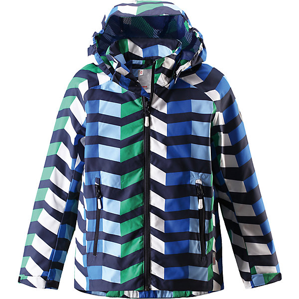 Купить Куртка Suisto для мальчика Reimatec® Reima, Китай, синий, 122, 116, 164, 134, 140, 146, 110, 152, 158, 128, 104, Мужской