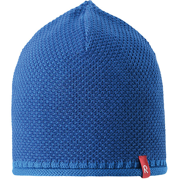Шапка Seilori для мальчика ReimaШапки и шарфы<br>Характеристики товара:<br><br>• цвет: голубой<br>• состав: 100% хлопок<br>• температурный режим: от +10С<br>• эластичный хлопковый трикотаж<br>• изделие сертифицированно по стандарту Oeko-Tex на продукцию класса 2 - одежда, контактирующая с кожей<br>• облегчённая модель без подкладки<br>• эмблема Reima спереди<br>• декоративная структурная вязка<br>• страна бренда: Финляндия<br>• страна производства: Китай<br><br>Детский головной убор может быть модным и удобным одновременно! Стильная шапка поможет обеспечить ребенку комфорт и дополнить наряд. Шапка удобно сидит и аккуратно выглядит. Проста в уходе, долго служит. Стильный дизайн разрабатывался специально для детей. Отличная защита от дождя и ветра!<br><br>Уход:<br><br>• стирать по отдельности, вывернув наизнанку<br>• придать первоначальную форму вo влажном виде<br>• возможна усадка 5 %.<br><br>Шапку для мальчика от финского бренда Reima (Рейма) можно купить в нашем интернет-магазине.<br>Ширина мм: 89; Глубина мм: 117; Высота мм: 44; Вес г: 155; Цвет: синий; Возраст от месяцев: 18; Возраст до месяцев: 36; Пол: Мужской; Возраст: Детский; Размер: 50,52,56,54; SKU: 5267809;