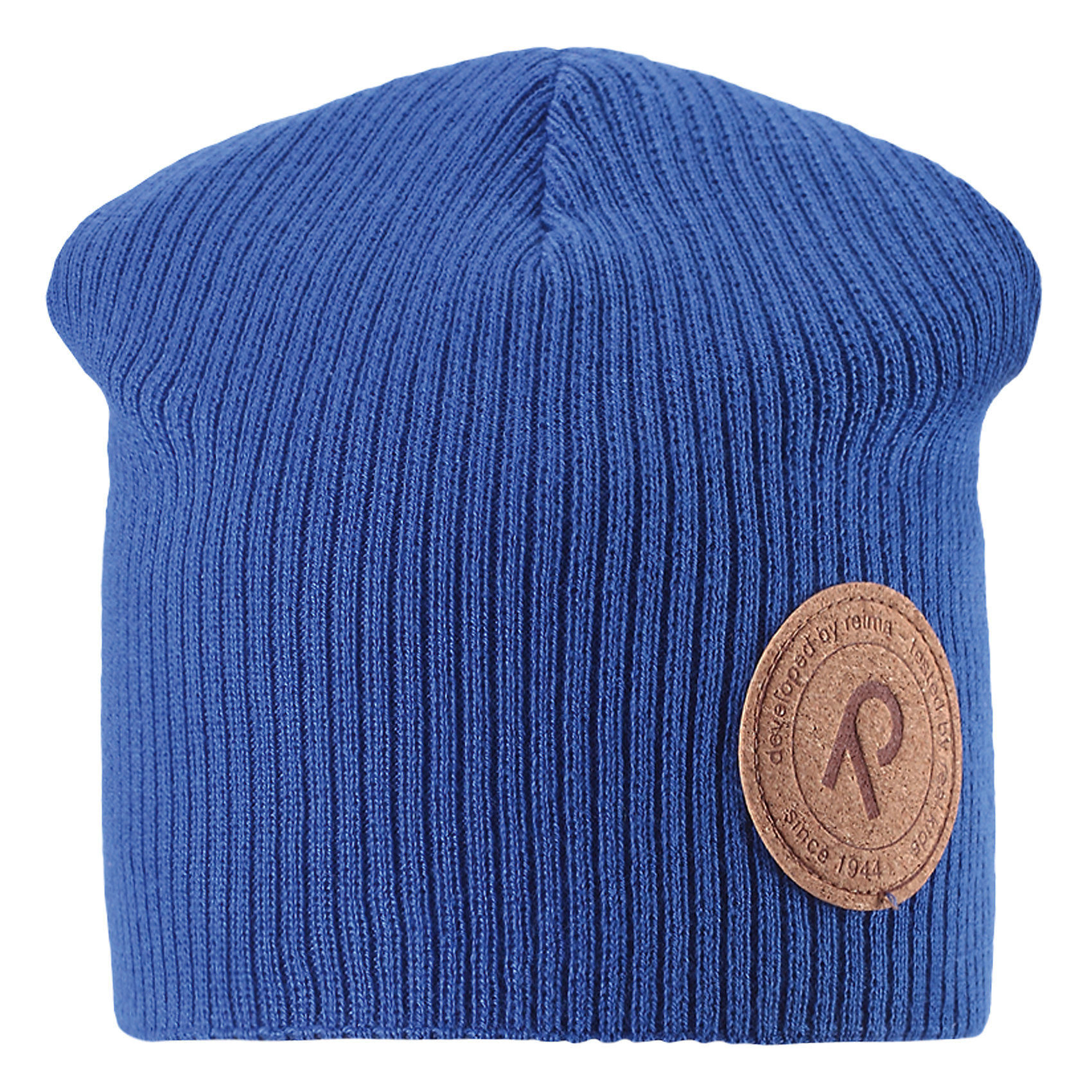 Шапка Majakka для мальчика ReimaШапки и шарфы<br>Характеристики товара:<br><br>• цвет: голубой<br>• состав: 100% хлопок<br>• температурный режим: от +5С<br>• эластичный хлопковый трикотаж<br>• изделие сертифицированно по стандарту Oeko-Tex на продукцию класса 2 - одежда, контактирующая с кожей<br>• сплошная подкладка из хлопкового трикотажа<br>• эмблема Reima спереди<br>• страна бренда: Финляндия<br>• страна производства: Китай<br><br>Детский головной убор может быть модным и удобным одновременно! Стильная шапка поможет обеспечить ребенку комфорт и дополнить наряд. Шапка удобно сидит и аккуратно выглядит. Проста в уходе, долго служит. Стильный дизайн разрабатывался специально для детей. Отличная защита от дождя и ветра!<br><br>Уход:<br><br>• стирать по отдельности, вывернув наизнанку<br>• придать первоначальную форму вo влажном виде<br>• возможна усадка 5 %.<br><br>Шапку от финского бренда Reima (Рейма) можно купить в нашем интернет-магазине.<br><br>Ширина мм: 89<br>Глубина мм: 117<br>Высота мм: 44<br>Вес г: 155<br>Цвет: синий<br>Возраст от месяцев: 18<br>Возраст до месяцев: 36<br>Пол: Мужской<br>Возраст: Детский<br>Размер: 50,54,52,56<br>SKU: 5267831