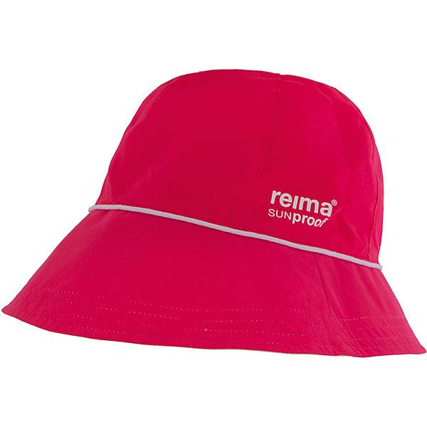 Панама Viiri ReimaШапки и шарфы<br>Характеристики товара:<br><br>• цвет: розовый/белый<br>• состав: 100% полиэстер<br>• защитный козырек<br>• двухсторонняя<br>• принт<br>• декоративный логотип<br>• фактор защиты от ультрафиолета: 50+<br>• комфортная посадка<br>• страна производства: Китай<br>• страна бренда: Финляндия<br>• коллекция: весна-лето 2017<br><br>Детский головной убор может быть модным и удобным одновременно! Стильная панама поможет обеспечить ребенку комфорт и дополнить наряд. Она отлично смотрится с различной одеждой. Панама удобно сидит и аккуратно выглядит. Проста в уходе, долго служит. Стильный дизайн разрабатывался специально для детей. Отличная защита от солнца!<br><br>Одежда и обувь от финского бренда Reima пользуется популярностью во многих странах. Эти изделия стильные, качественные и удобные. Для производства продукции используются только безопасные, проверенные материалы и фурнитура. Порадуйте ребенка модными и красивыми вещами от Reima! <br><br>Панаму для девочки от финского бренда Reima (Рейма) можно купить в нашем интернет-магазине.<br><br>Ширина мм: 89<br>Глубина мм: 117<br>Высота мм: 44<br>Вес г: 155<br>Цвет: белый<br>Возраст от месяцев: 48<br>Возраст до месяцев: 84<br>Пол: Унисекс<br>Возраст: Детский<br>Размер: 54,52,50,48,56<br>SKU: 5267862