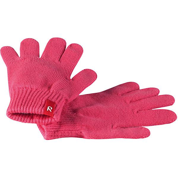 Перчатки Klippa для девочки ReimaПерчатки и варежки<br>Характеристики товара:<br><br>• цвет: розовый<br>• состав: 90% хлопок, 9% ПЭ, 1% эластан<br>• температурный режим: от +5°до +10°С<br>• эластичный материал<br>• без подкладки<br>• удобные манжеты на резинке<br>• логотип<br>• страна производства: Китай<br>• страна бренда: Финляндия<br>• коллекция: весна-лето 2017<br><br><br>Reima представляет новые перчатки для детей. Они помогут обеспечить ребенку комфорт и дополнить наряд. Перчатки отлично смотрятся с различной одеждой. Изделия удобно сидят и модно выглядят, в их основе мягкий материал с высоким содержанием хлопка. Просты в уходе, долго служат. Стильный дизайн разрабатывался специально для детей.<br>Одежда и обувь от финского бренда Reima пользуется популярностью во многих странах. Эти изделия стильные, качественные и удобные. Для производства продукции используются только безопасные, проверенные материалы и фурнитура. Порадуйте ребенка модными и красивыми вещами от Reima! <br><br>Перчатки от финского бренда Reima (Рейма) можно купить в нашем интернет-магазине.<br><br>Ширина мм: 162<br>Глубина мм: 171<br>Высота мм: 55<br>Вес г: 119<br>Цвет: розовый<br>Возраст от месяцев: 120<br>Возраст до месяцев: 144<br>Пол: Женский<br>Возраст: Детский<br>Размер: 7,1,5,3<br>SKU: 5268054