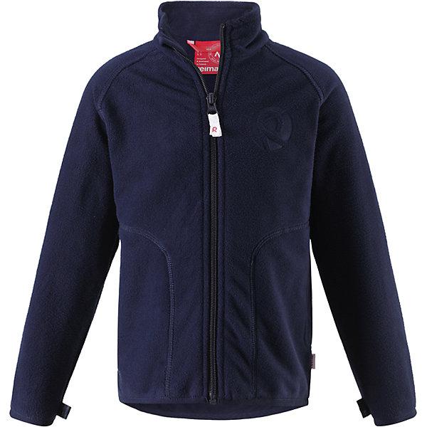 Куртка флисовая Inrun для мальчика ReimaОдежда<br>Характеристики товара:<br><br>• цвет: тёмно-синий<br>• состав: 100% полиэстер<br>• поларфлис<br>• аппликация<br>• молния<br>• защита подбородка<br>• приятная на ощупь ткань<br>• карманы<br>• может пристегиваться к верхней одежде Reima® кнопками Play Layers®<br>• эластичные манжеты и подол<br>• удлиненная сзади<br>• комфортная посадка<br>• страна производства: Китай<br>• страна бренда: Финляндия<br><br>Одежда для детей может быть модной и комфортной одновременно! Удобная курточка поможет обеспечить ребенку комфорт и тепло. Изделие сшито из поларфлис - мягкого и теплого материала, приятного на ощупь. Стильный дизайн разрабатывался специально для детей.<br><br>Куртку флисовую для мальчика от финского бренда Reima (Рейма) можно купить в нашем интернет-магазине.<br><br>Ширина мм: 356<br>Глубина мм: 10<br>Высота мм: 245<br>Вес г: 519<br>Цвет: синий<br>Возраст от месяцев: 60<br>Возраст до месяцев: 72<br>Пол: Мужской<br>Возраст: Детский<br>Размер: 116,128,92,140,98,122,104,134,110<br>SKU: 5268116