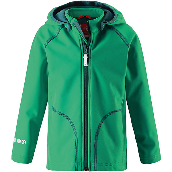 Куртка Vanti ReimaОдежда<br>Характеристики товара:<br><br>• цвет: зеленый<br>• состав: 95% полиэстер, 5% эластан, полиуретановое покрытие<br>• температурный режим: от +5°до +15°С<br>• многослойный материал, с изнаночной стороны - флис<br>• водонепроницаемый материал softshell<br>• ветронепроницаемый дышащий материал<br>• безопасный съемный капюшон<br>• два боковых кармана<br>• без утеплителя<br>• молния<br>• комфортная посадка<br>• страна производства: Китай<br>• страна бренда: Финляндия<br>• коллекция: весна-лето 2017<br><br>Верхняя одежда для детей может быть модной и комфортной одновременно! Демисезонная куртка поможет обеспечить ребенку комфорт и тепло. Она отлично смотрится с различной одеждой и обувью. Изделие удобно сидит и модно выглядит. Материал - прочный, хорошо подходящий для межсезонья. Стильный дизайн разрабатывался специально для детей.<br><br>Одежда и обувь от финского бренда Reima пользуется популярностью во многих странах. Эти изделия стильные, качественные и удобные. Для производства продукции используются только безопасные, проверенные материалы и фурнитура. Порадуйте ребенка модными и красивыми вещами от Reima! <br><br>Куртку Reimatec® от финского бренда Reima (Рейма) можно купить в нашем интернет-магазине.<br><br>Ширина мм: 356<br>Глубина мм: 10<br>Высота мм: 245<br>Вес г: 519<br>Цвет: зеленый<br>Возраст от месяцев: 84<br>Возраст до месяцев: 96<br>Пол: Унисекс<br>Возраст: Детский<br>Размер: 128,140,134,122,116,110,104<br>SKU: 5268498