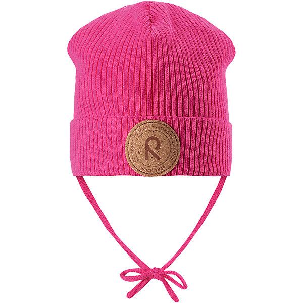 Купить Шапка для девочки Reima, Шри-Ланка, розовый, 46, 50, 48, 52, Женский