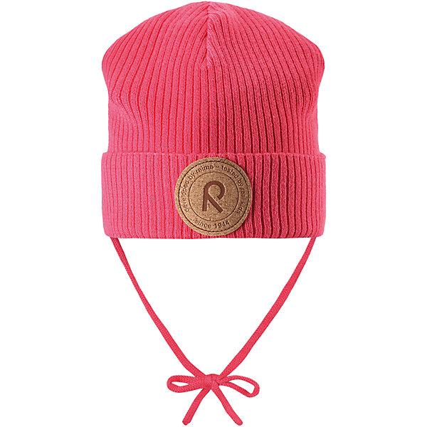 Купить Шапка Meri для девочки Reima, Шри-Ланка, розовый, 52, 50, 48, 46, Женский