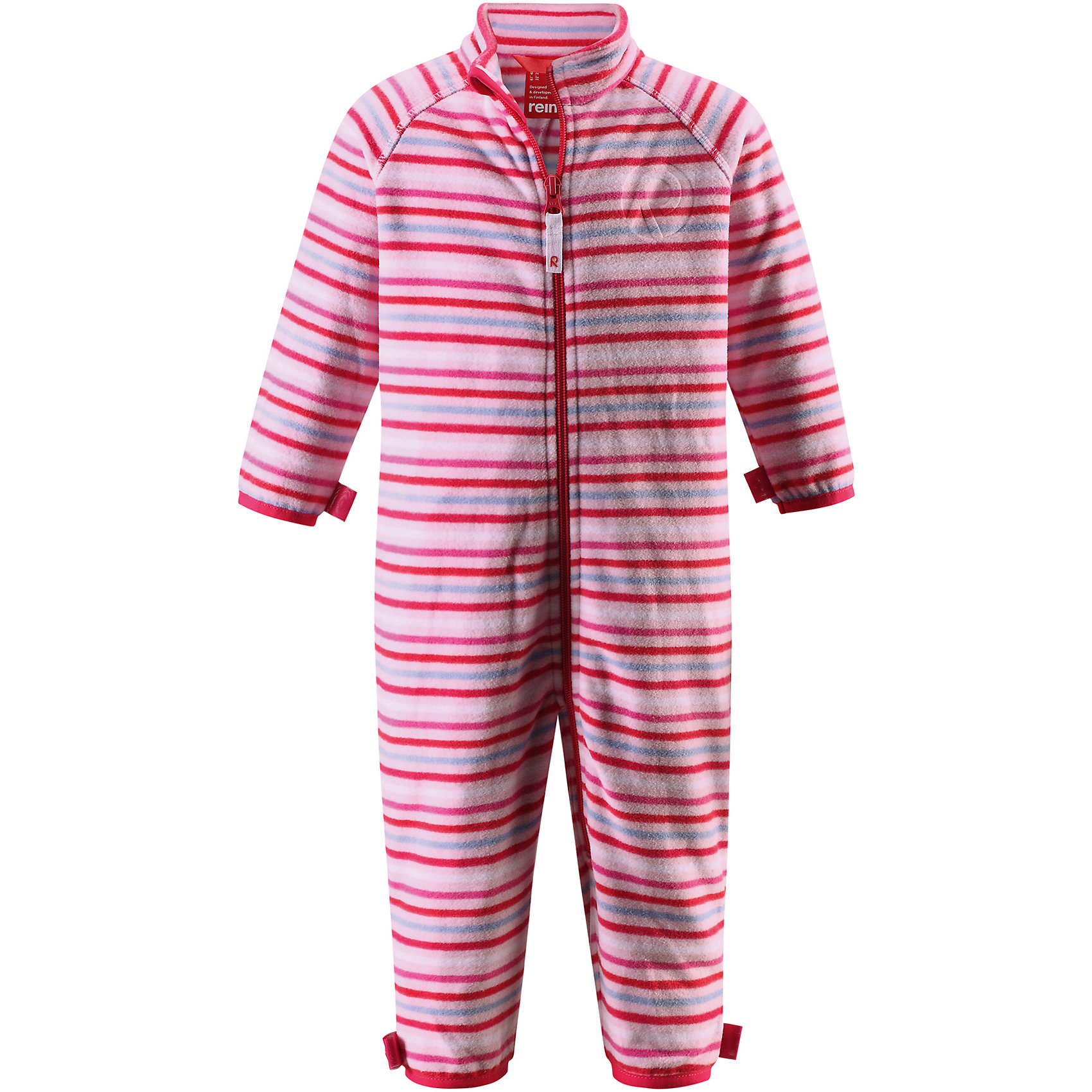 Комбинезон Kiesu для девочки ReimaФлис и термобелье<br>Характеристики товара:<br><br>• цвет: розовый<br>• состав: 100% полиэстер, флис<br>• тёплый, лёгкий и быстросохнущий полярный флис<br>• пристёгивается к верхней одежде Reima с помощью системы кнопок Play Layers<br>• эластичные манжеты на рукавах и брючинах<br>• молния во всю длину со вставкой для защиты подбородка<br>• с отделкой горячим тиснением<br>• комфортная посадка<br>• страна производства: Китай<br>• страна бренда: Финляндия<br>• коллекция: весна-лето 2017<br><br>Одежда для детей может быть теплой и комфортной одновременно! Удобный комбинезон поможет обеспечить ребенку комфорт и тепло. Изделие сшито из флиса - мягкого и теплого материала, приятного на ощупь. Модель стильно смотрится, отлично сочетается с различным низом. Симпатичный дизайн разрабатывался специально для детей.<br><br>Одежда и обувь от финского бренда Reima пользуется популярностью во многих странах. Эти изделия стильные, качественные и удобные. Для производства продукции используются только безопасные, проверенные материалы и фурнитура. Порадуйте ребенка модными и красивыми вещами от Reima! <br><br>Комбинезон от финского бренда Reima (Рейма) можно купить в нашем интернет-магазине.<br><br>Ширина мм: 190<br>Глубина мм: 74<br>Высота мм: 229<br>Вес г: 236<br>Цвет: розовый<br>Возраст от месяцев: 24<br>Возраст до месяцев: 36<br>Пол: Женский<br>Возраст: Детский<br>Размер: 98,80,68,74,86,92<br>SKU: 5271310