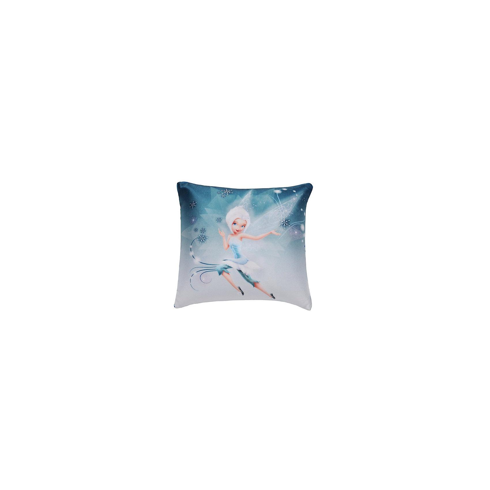 Подушка Феи 20*20, арт. 52703, Small Toys, голубой