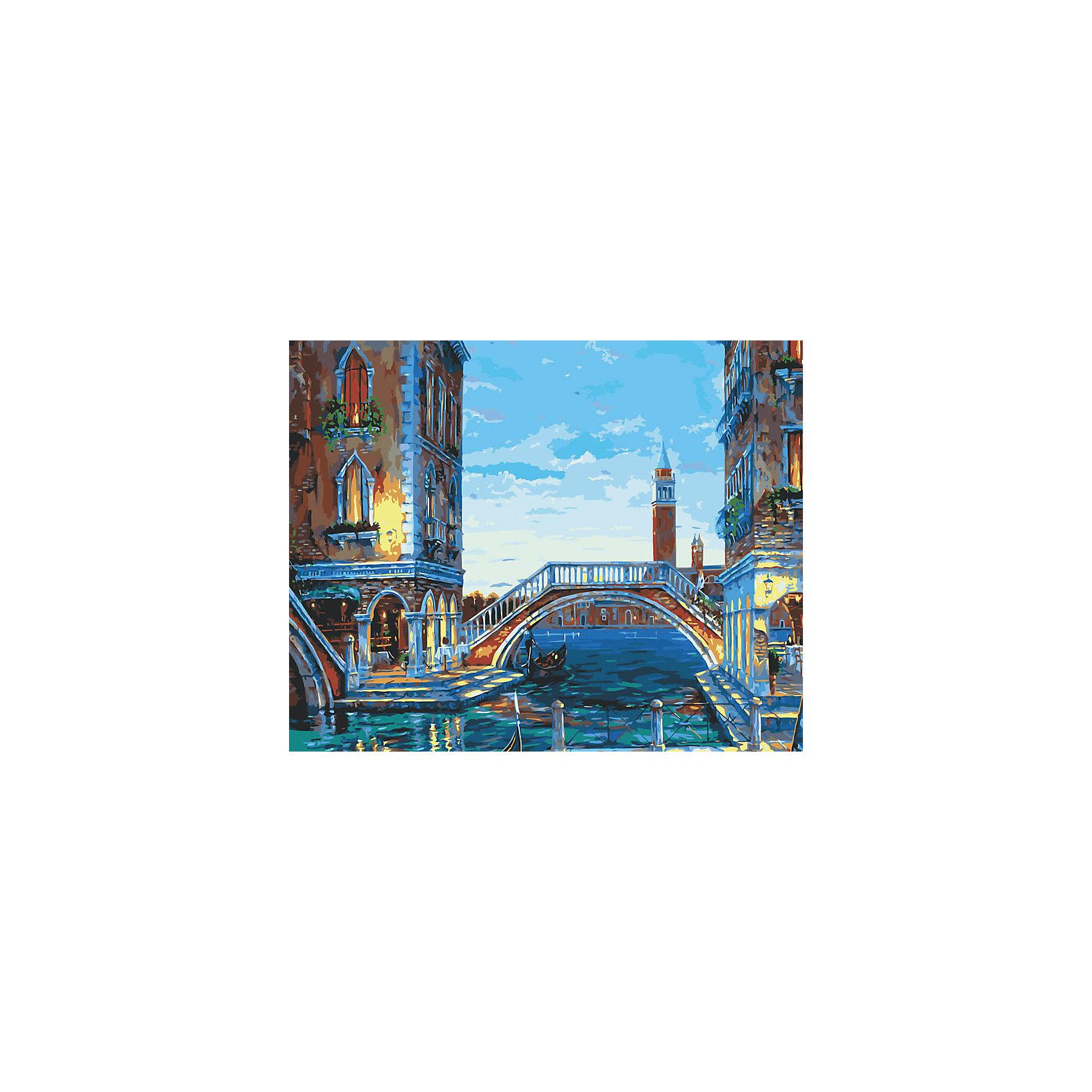 Живопись на холсте Каналы Венеции 40*50 смРисование<br>Характеристики товара:<br><br>• комплектация: холст, карта рисунка, краски, кисти, инструкция, крепление для картины<br>• размер упаковки: 41х51х3 см<br>• размер холста: 40х50 см<br>• не требует специальных навыков<br>• страна бренда: Российская Федерация<br>• страна производства: Китай<br><br>Набор для раскрашивания по номерам - это отличный подарок для ребенка или взрослого! В комплекте есть всё необходимое для самостоятельного создания шедевра: холст, краски, кисти и инструкция. Акриловые краски не нужно смешивать - каждый номер баночки соответствует номеру нужного оттенка на холсте. Нарисовать картину сможет даже человек, никогда раньше не рисовавший! Готовое полотно и может стать украшением интерьера или подарком для близких.<br>Комплектующие набора качественно выполнены, сделаны из безопасных для детей материалов. Рисование помогает детям лучше развить мелкую моторику, память, внимание, аккуратность и мышление. Такой набор - отличный подарок ребенку, но он сможет увлечь даже взрослого!<br><br>Живопись на холсте Каналы Венеции 40*50 см от бренда Белоснежка можно купить в нашем интернет-магазине.<br><br>Ширина мм: 510<br>Глубина мм: 410<br>Высота мм: 25<br>Вес г: 850<br>Возраст от месяцев: 72<br>Возраст до месяцев: 2147483647<br>Пол: Унисекс<br>Возраст: Детский<br>SKU: 5275917