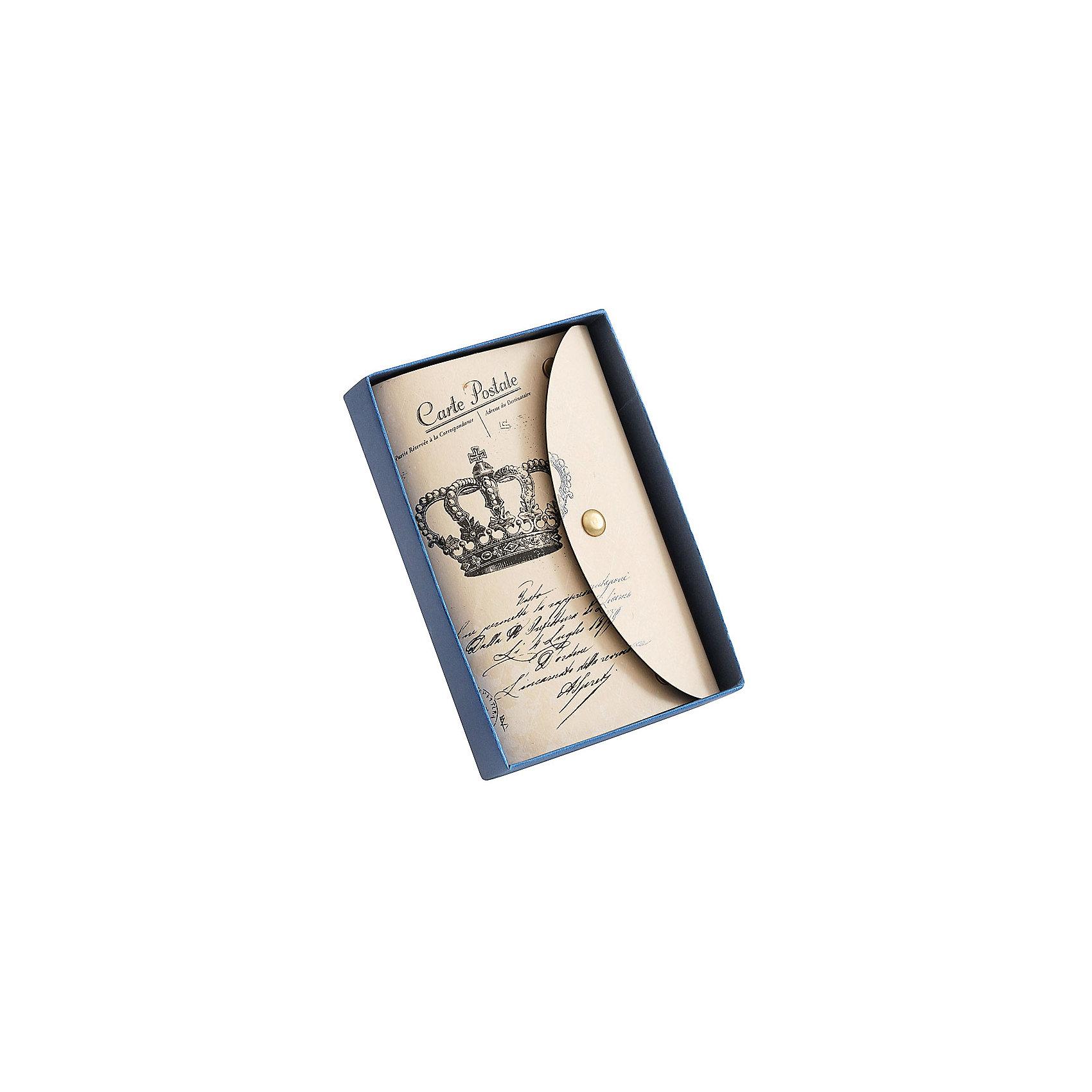 Органайзер для записей Винтажный шик (белый)Бумажная продукция<br>Характеристики товара:<br><br>• материал: бумага<br>• два кармана<br>• страниц: 68<br>• формат: 12х18х4 см<br>• магнитная застежка<br>• дополнительный блокнот<br>• листы с принтом<br>• упаковка: плотная коробка, пакет<br>• страна производства: Китай<br><br>Такой органайзер может стать хорошим подарком на любой праздник. Он очень симпатично выглядит, стилизован под винтажный конверт. Оригинальности изделию добавляет принт. Органайзер очень удобно закрывается на магнитный замок.<br>Изделие очень качественно выполнено, оно выдержано в стиле старины. Формат - удобный. Органайзер станет отличным подарком тем, кто любит творчество. Он просто красиво смотрится на полке или в интерьере.<br><br>Органайзер для записей Винтажный шик (белый) от бренда Белоснежка можно купить в нашем интернет-магазине.<br><br>Ширина мм: 180<br>Глубина мм: 120<br>Высота мм: 35<br>Вес г: 257<br>Возраст от месяцев: 72<br>Возраст до месяцев: 2147483647<br>Пол: Женский<br>Возраст: Детский<br>SKU: 5275925