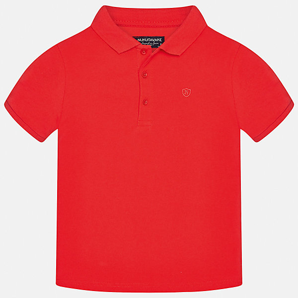 Футболка-поло для мальчика MayoralФутболки, поло и топы<br>Характеристики товара:<br><br>• цвет: красный<br>• состав: 100% хлопок<br>• отложной воротник<br>• короткие рукава<br>• застежка: пуговицы<br>• страна бренда: Испания<br><br>Удобная и модная футболка-поло для мальчика может стать базовой вещью в гардеробе ребенка. Она отлично сочетается с брюками, шортами, джинсами и т.д. Универсальный крой и цвет позволяет подобрать к вещи низ разных расцветок. Практичное и стильное изделие! В составе материала - только натуральный хлопок, гипоаллергенный, приятный на ощупь, дышащий.<br><br>Одежда, обувь и аксессуары от испанского бренда Mayoral полюбились детям и взрослым по всему миру. Модели этой марки - стильные и удобные. Для их производства используются только безопасные, качественные материалы и фурнитура. Порадуйте ребенка модными и красивыми вещами от Mayoral! <br><br>Футболку-поло для мальчика от испанского бренда Mayoral (Майорал) можно купить в нашем интернет-магазине.<br>Ширина мм: 230; Глубина мм: 40; Высота мм: 220; Вес г: 250; Цвет: розовый; Возраст от месяцев: 84; Возраст до месяцев: 96; Пол: Мужской; Возраст: Детский; Размер: 128/134,170,164,158,152,140; SKU: 5278363;