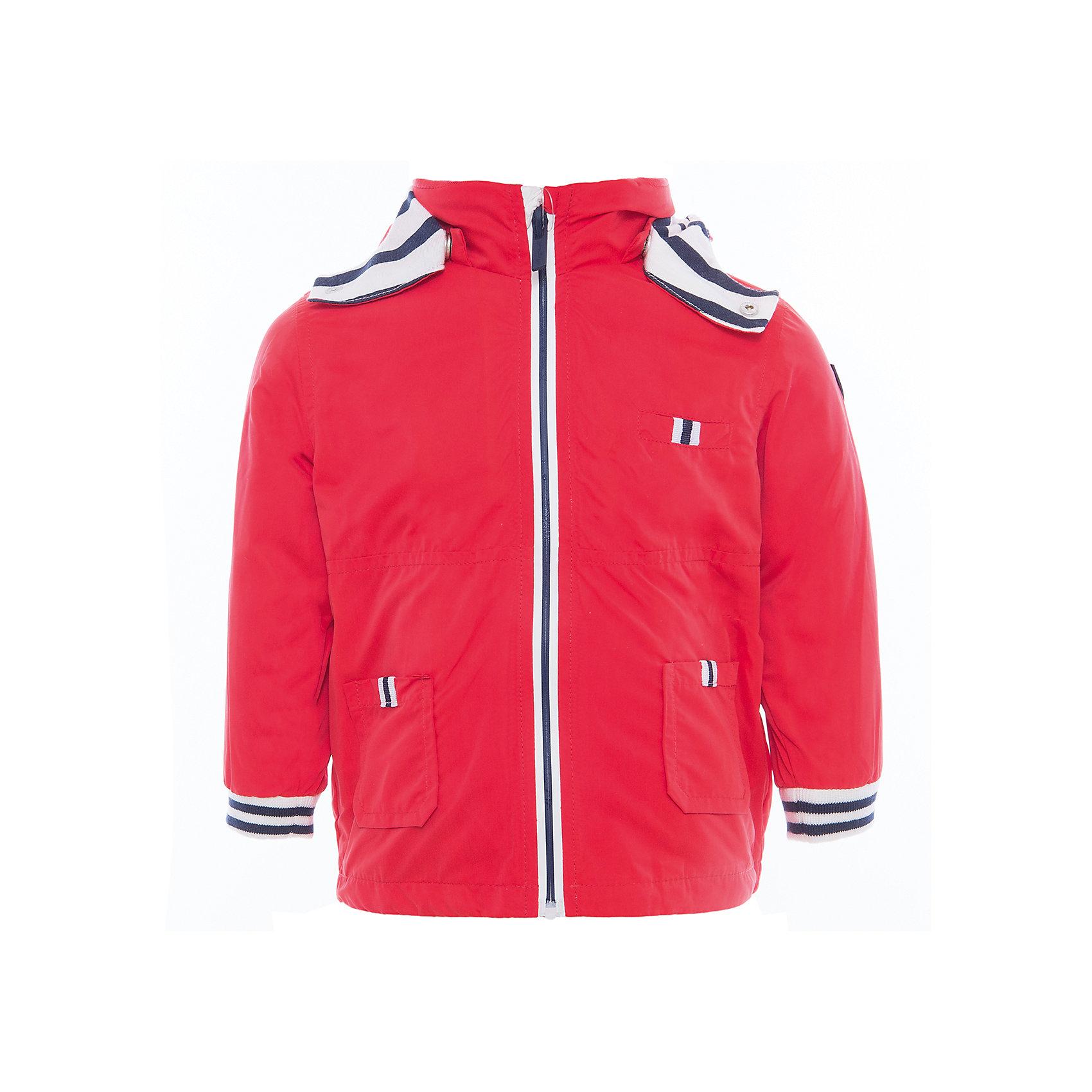 Ветровка для мальчика MayoralВерхняя одежда<br>Характеристики товара:<br><br>• цвет: красный<br>• состав: 100% полиэстер, подкладка - 65% полиэстер, 35% хлопок<br>• температурный режим: от +10°до +20°С<br>• манжеты <br>• карманы<br>• молния<br>• капюшон<br>• страна бренда: Испания<br><br>Легкая ветровка для мальчика поможет разнообразить гардероб ребенка и обеспечить тепло в прохладную погоду. Она отлично сочетается и с джинсами, и с брюками. Универсальный цвет позволяет подобрать к вещи низ различных расцветок. Интересная отделка модели делает её нарядной и оригинальной. В составе материала подкладки - натуральный хлопок, гипоаллергенный, приятный на ощупь, дышащий.<br><br>Одежда, обувь и аксессуары от испанского бренда Mayoral полюбились детям и взрослым по всему миру. Модели этой марки - стильные и удобные. Для их производства используются только безопасные, качественные материалы и фурнитура. Порадуйте ребенка модными и красивыми вещами от Mayoral! <br><br>Ветровку для мальчика от испанского бренда Mayoral (Майорал) можно купить в нашем интернет-магазине.<br><br>Ширина мм: 356<br>Глубина мм: 10<br>Высота мм: 245<br>Вес г: 519<br>Цвет: розовый<br>Возраст от месяцев: 12<br>Возраст до месяцев: 18<br>Пол: Мужской<br>Возраст: Детский<br>Размер: 86,92,80<br>SKU: 5279612