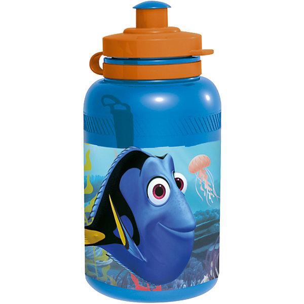 Бутылка пластиковая В поисках Дори 400 млДетская посуда<br>Характеристики товара:<br><br>• материал: пластик<br>• украшена рисунком<br>• размер: 6,5х6,5х15 см<br>• вес: 40 г<br>• объем: 400 мл<br>• страна бренда: Испания<br>• страна производства: Китай<br><br>Такая бутылка станет отличным подарком для ребенка! Она отличается тем, что на предмете изображены персонажи из мультфильма В поисках Дори. Есть или пить из предметов с любимым героем многих современных детей - всегда приятнее. Бутылочка очень удобна, объем оптимален для детей, сюда как раз вместится необходимый для одной тренировки объем воды. Плюс - изделие дополнено специальной крышкой. Использовать его можно и в школе, и на улице!<br>Бутылка выпущена в удобном формате, размер - универсальный. Изделие производится из качественных и проверенных материалов, которые безопасны для детей.<br><br>Бутылку пластиковую В поисках Дори 400 мл можно купить в нашем интернет-магазине.<br><br>Ширина мм: 65<br>Глубина мм: 65<br>Высота мм: 150<br>Вес г: 40<br>Возраст от месяцев: 36<br>Возраст до месяцев: 108<br>Пол: Унисекс<br>Возраст: Детский<br>SKU: 5282067