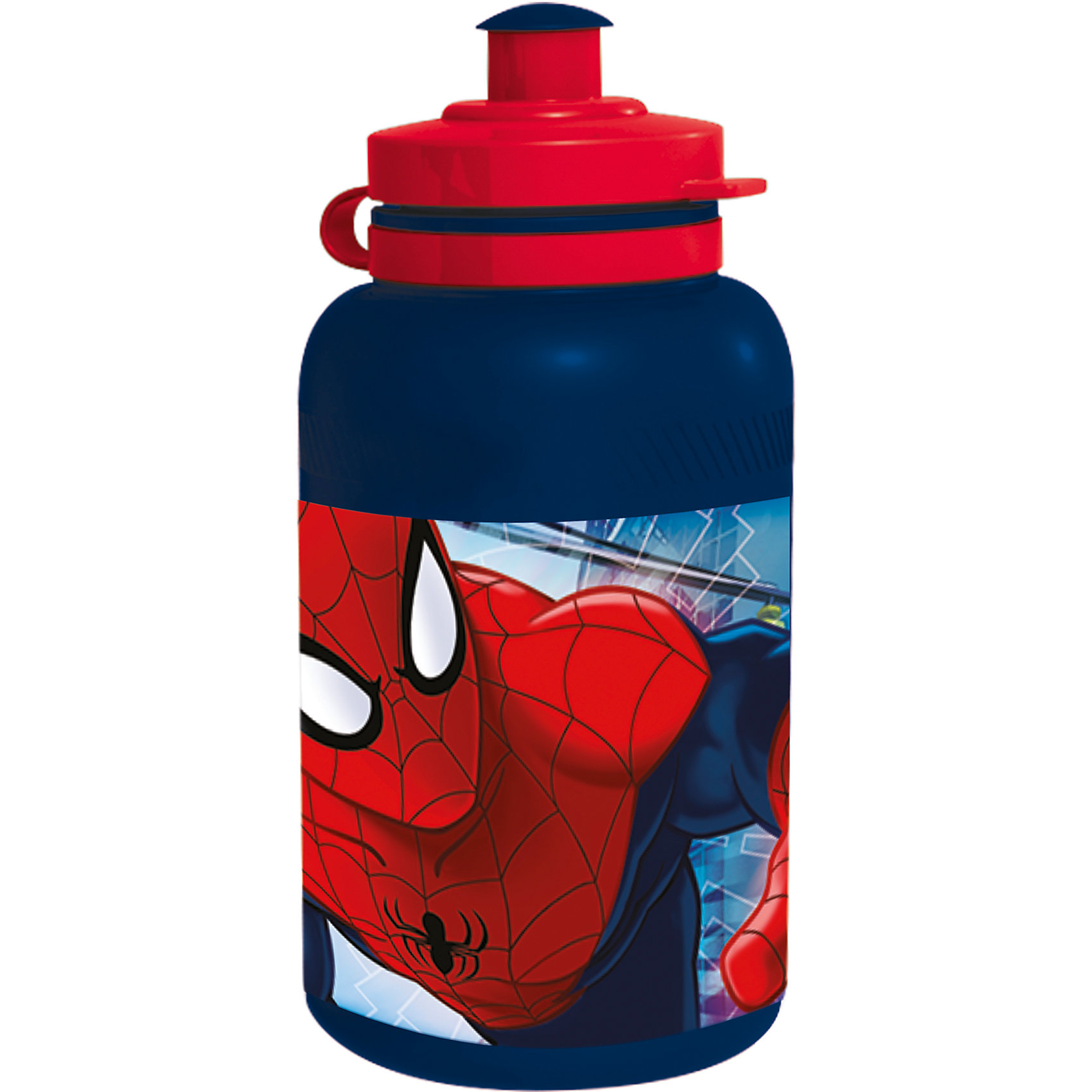Бутылка пластиковая Великий Человек-паук 400 млХарактеристики товара:<br><br>• материал: пластик<br>• украшена рисунком<br>• размер: 6,5х6,5х15 см<br>• вес: 40 г<br>• объем: 400 мл<br>• страна бренда: Испания<br>• страна производства: Китай<br><br>Такая бутылка станет отличным подарком для ребенка! Она отличается тем, что на предмете изображены персонажи из мультфильма Великий Человек-паук. Есть или пить из предметов с любимым героем многих современных детей - всегда приятнее. Бутылочка очень удобна, объем оптимален для детей, сюда как раз вместится необходимый для одной тренировки объем воды. Плюс - изделие дополнено специальной крышкой. Использовать его можно и в школе, и на улице!<br>Бутылка выпущена в удобном формате, размер - универсальный. Изделие производится из качественных и проверенных материалов, которые безопасны для детей.<br><br>Бутылку пластиковую Великий Человек-паук 400 мл можно купить в нашем интернет-магазине.<br><br>Ширина мм: 65<br>Глубина мм: 65<br>Высота мм: 150<br>Вес г: 40<br>Возраст от месяцев: 36<br>Возраст до месяцев: 144<br>Пол: Мужской<br>Возраст: Детский<br>SKU: 5282068