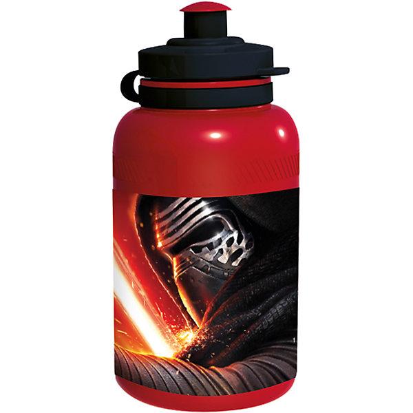 Бутылка пластиковая Звёздные войны: Эпизод 7 400 млДетская посуда<br>Характеристики товара:<br><br>• материал: пластик<br>• украшена рисунком<br>• размер: 6,5х6,5х15 см<br>• вес: 40 г<br>• объем: 400 мл<br>• страна бренда: Испания<br>• страна производства: Китай<br><br>Такая бутылка станет отличным подарком для ребенка! Она отличается тем, что на предмете изображены персонажи из фильма В поисках Дори. Есть или пить из предметов с любимым героем многих современных детей - всегда приятнее. Бутылочка очень удобна, объем оптимален для детей, сюда как раз вместится необходимый для одной тренировки объем воды. Плюс - изделие дополнено специальной крышкой. Использовать его можно и в школе, и на улице!<br>Бутылка выпущена в удобном формате, размер - универсальный. Изделие производится из качественных и проверенных материалов, которые безопасны для детей.<br><br>Бутылку пластиковую Звёздные войны Эпизод 7 400 мл можно купить в нашем интернет-магазине.<br><br>Ширина мм: 65<br>Глубина мм: 65<br>Высота мм: 150<br>Вес г: 40<br>Возраст от месяцев: 36<br>Возраст до месяцев: 168<br>Пол: Мужской<br>Возраст: Детский<br>SKU: 5282070