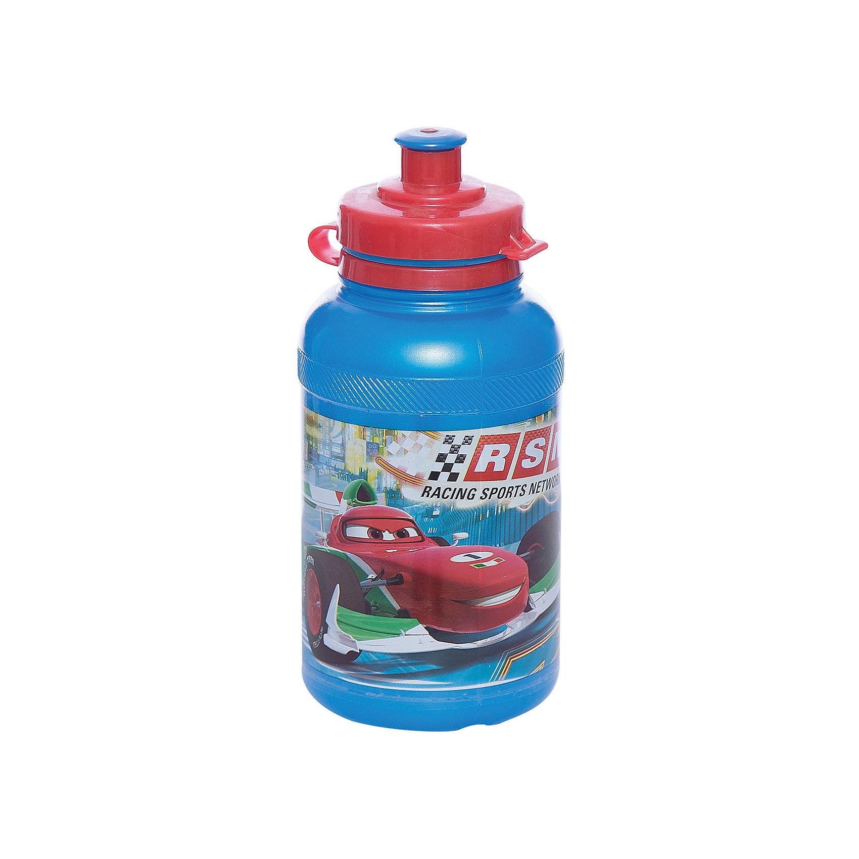 Бутылка пластиковая Тачки 400 млБутылки для воды и бутербродницы<br>Характеристики товара:<br><br>• материал: пластик<br>• украшена рисунком<br>• размер: 6,5х6,5х15 см<br>• вес: 40 г<br>• объем: 400 мл<br>• страна бренда: Испания<br>• страна производства: Китай<br><br>Такая бутылка станет отличным подарком для ребенка! Она отличается тем, что на предмете изображены персонажи из мультфильма Тачки. Есть или пить из предметов с любимым героем многих современных детей - всегда приятнее. Бутылочка очень удобна, объем оптимален для детей, сюда как раз вместится необходимый для одной тренировки объем воды. Плюс - изделие дополнено специальной крышкой. Использовать его можно и в школе, и на улице!<br>Бутылка выпущена в удобном формате, размер - универсальный. Изделие производится из качественных и проверенных материалов, которые безопасны для детей.<br><br>Бутылку пластиковую Тачки 400 мл можно купить в нашем интернет-магазине.<br><br>Ширина мм: 65<br>Глубина мм: 65<br>Высота мм: 150<br>Вес г: 40<br>Возраст от месяцев: 36<br>Возраст до месяцев: 108<br>Пол: Мужской<br>Возраст: Детский<br>SKU: 5282075