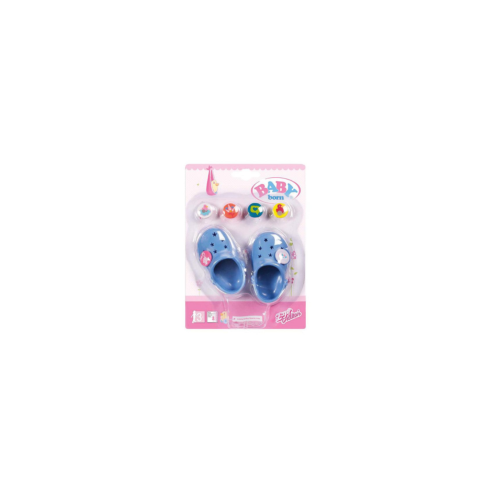 Сандали фантазийные, BABY born, голубыеБренды кукол<br>Характеристики:<br><br>• аксессуары: украшения для сандалий;<br>• материал: пластик;<br>• размер упаковки: 13,3х4х18 см<br><br>Фантазийные сандалии для куколки BABY born идут в комплекте с украшениями. 4 фишки-пуговки позволяют декорировать сандалии. Украшения совместимы с другими сандалиями из этой серии. <br><br>Сандали фантазийные, BABY born, голубые можно купить в нашем магазине.<br><br>Ширина мм: 178<br>Глубина мм: 129<br>Высота мм: 40<br>Вес г: 84<br>Возраст от месяцев: 36<br>Возраст до месяцев: 2147483647<br>Пол: Женский<br>Возраст: Детский<br>SKU: 5282093