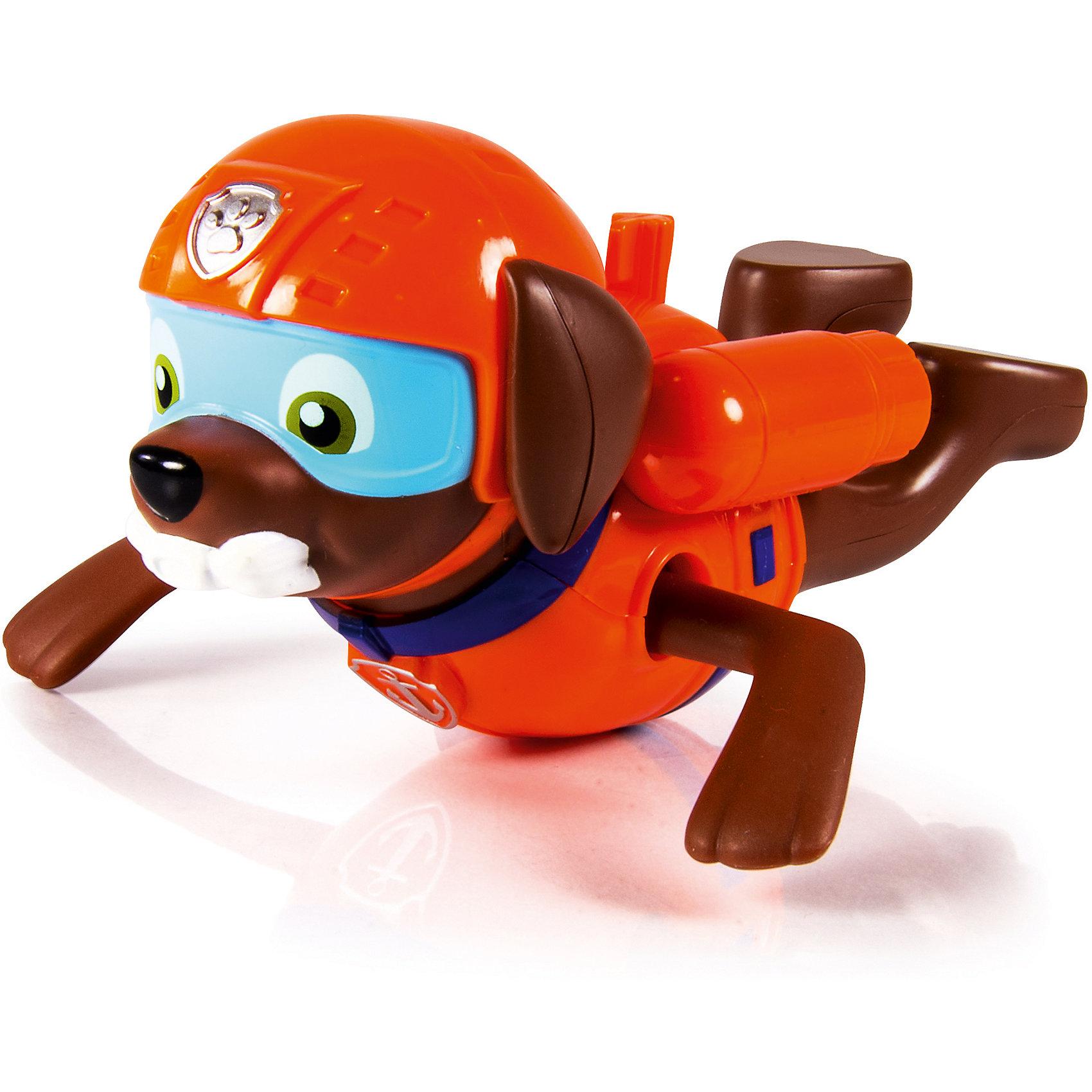 Игрушка для ванной заводная Зума, Щенячий патруль, Spin MasterИгровые наборы<br>Характеристики:<br><br>• особенности игрушки: заводная;<br>• материал: пластик;<br>• размер фигурки: 13 см;<br>• размер упаковки: 13х6х8 см;<br>• вес: 190 г.<br><br>Заводная игрушка для купания – персонаж из мультсериала для детей Paw Patrol. Игрушка с моторчиком, весело плавает в ванной. Малыш наблюдает за щенком, старается ухватить его ручками. <br><br>Игрушку для ванной заводную Зума, Щенячий патруль, Spin Master можно купить в нашем магазине.<br><br>Ширина мм: 130<br>Глубина мм: 60<br>Высота мм: 80<br>Вес г: 183<br>Возраст от месяцев: 36<br>Возраст до месяцев: 2147483647<br>Пол: Унисекс<br>Возраст: Детский<br>SKU: 5282099