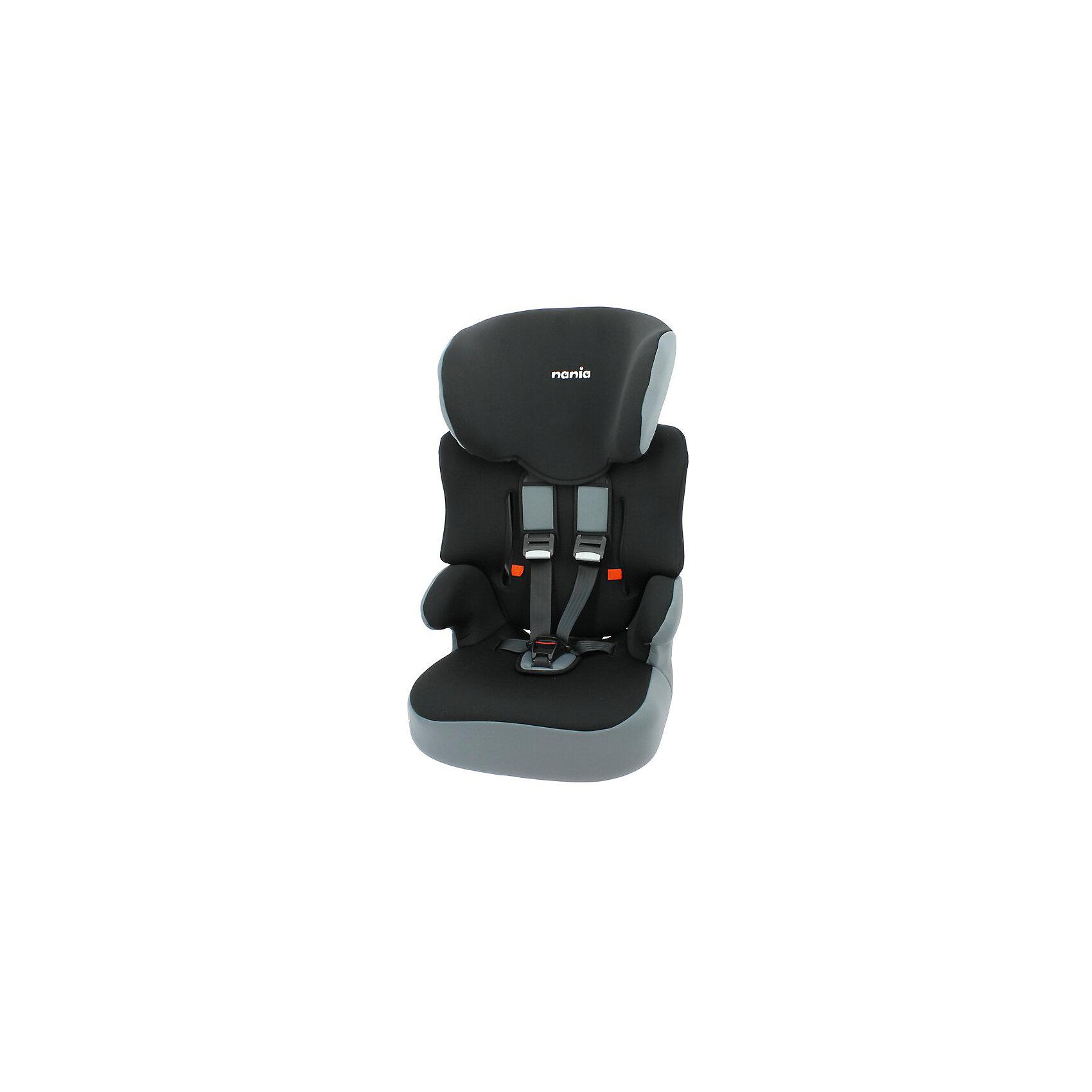 Автокресло Nania Beline SP Eco, 9-36 кг, rock greyГруппа 1-2-3 (От 9 до 36 кг)<br>Характеристики автокресла Nania Beline SP Eco:<br><br>• группа 1-2-3;<br>• вес ребенка: 9-36 кг;<br>• возраст ребенка: от 9 месяцев до 12 лет;<br>• способ установки: по ходу движения автомобиля;<br>• способ крепления: штатными ремнями безопасности автомобиля;<br>• регулируемая высота подголовника: 6 положений;<br>• дополнительная защита от боковых ударов;<br>• подлокотники, широкие боковинки;<br>• возможность использовать автокресло как бустер – спинка снимается;<br>• съемные чехлы, стирка при температуре 30 градусов;<br>• материал: пластик, полиэстер;<br>• стандарт безопасности: ECE R44/04.<br><br>Размер автокресла: 47x44x68/79 см<br>Размер сиденья: 34х27 см<br>Вес автокресла: 3,9 кг<br><br>Путешествие с ребенком в автомобиле становится гораздо безопаснее с использованием автокресла Beline SP Eco, которое рассчитано для деток в возрасте до 12 лет, с учетом возрастных изменений на каждом этапе его роста. Автокресло устанавливается на заднем сиденье автомобиля или на переднем сиденье автомобиля с отключенной подушкой безопасности. Когда вес ребенка находится в пределах 22 кг, спинку автокресла можно снять, чтобы получить бустер и использовать его, пока вес ребенка будет варьироваться в пределах 22-36 кг.<br><br>Автокресло Beline SP Eco, 9-36 кг., Nania, rock grey можно купить в нашем интернет-магазине.<br><br>Ширина мм: 700<br>Глубина мм: 450<br>Высота мм: 500<br>Вес г: 4900<br>Возраст от месяцев: 9<br>Возраст до месяцев: 144<br>Пол: Унисекс<br>Возраст: Детский<br>SKU: 5287286