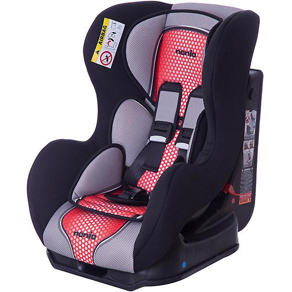 Автокресло Nania Cosmo SP FST 0-18 кг, pop redГруппа 0-1 (до 18 кг)<br>Характеристики Nania Cosmo SP FST:<br><br>• группа 0+/1;<br>• вес ребенка: до 18 кг;<br>• возраст ребенка: от рождения до 4-х лет;<br>• способ установки: против хода (до 9 кг) и по ходу движения автомобиля (9-18кг);<br>• способ крепления: штатными ремнями безопасности автомобиля;<br>• 5-ти точечные ремни безопасности с мягкими накладками;<br>• угол наклона спинки регулируется: 3 положения;<br>• анатомический вкладыш для новорожденного, подголовник;<br>• дополнительная защита от боковых ударов, система SP (side protection);<br>• съемные чехлы, стирка при температуре 30 градусов;<br>• материал: пластик, полиэстер;<br>• стандарт безопасности: ЕСЕ R44/03.<br><br>Размер автокресла: 54х45х61 см<br>Размер сиденья: 33х31 см<br>Высота спинки: 55 см<br>Вес автокресла: 5,7 кг<br><br>Автокресло Nania Cosmo SP FST устанавливается как по ходу движения, так и против хода движения автомобиля, как на заднем сиденье автомобиля, так и на переднем сиденье автомобиля (с условием отключения подушки безопасности). Регулируемая спинка дает возможность малышу занять удобное положение, как во время сна, так и во время бодрствования. Автокресло соответствует всем стандартам безопасности. <br><br>Автокресло Cosmo SP FST 0-18 кг., Nania, pop red можно купить в нашем интернет-магазине.<br><br>Ширина мм: 660<br>Глубина мм: 455<br>Высота мм: 805<br>Вес г: 14910<br>Возраст от месяцев: 0<br>Возраст до месяцев: 48<br>Пол: Унисекс<br>Возраст: Детский<br>SKU: 5287291
