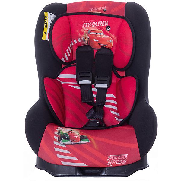 Автокресло Nania Drive, 0-18 кг, cars DisneyГруппа 0-1 (до 18 кг)<br>Характеристики автокресла Nania Driver:<br><br>• группа 0-1;<br>• вес ребенка: до 18 кг;<br>• возраст ребенка: от рождения до 4-х лет;<br>• способ установки: по ходу и против хода движения автомобиля;<br>• способ крепления: штатными ремнями безопасности автомобиля;<br>• 5-ти точечные ремни безопасности с мягкими накладками, регулируются по длине и высоте;<br>• регулируемый угол наклона спинки: 5 положений;<br>• анатомический вкладыш для новорожденного, подголовник;<br>• дополнительная защита от боковых ударов;<br>• съемные чехлы, стирка при температуре 30 градусов;<br>• материал: пластик, полиэстер;<br>• стандарт безопасности: ЕСЕ R44/03.<br><br>Размер автокресла: 48х44х59 см<br>Размер сиденья: 30x28 см<br>Высота спинки: 49 см<br>Вес автокресла: 6,7 кг<br>Вес в упаковке: 7 кг<br><br>Обезопасить ребенка во время поездок на машине помогает детское автокресло. Группа автокресел 0/1 используется, пока вес ребенка находится в пределах 18 кг. Регулируемый наклон спинки позволяет малышу выбрать подходящее положение и для сна, и для игр. Малыша пристегивают встроенными ремнями безопасности, которые регулируются по высоте и длине. Кресло устанавливается как по ходу движения, так и против хода движения автомобиля - зависит от возраста ребенка. <br><br>Автокресло Driver, 0-18 кг., Nania, cars Disney можно купить в нашем интернет-магазине.<br><br>Ширина мм: 600<br>Глубина мм: 460<br>Высота мм: 520<br>Вес г: 12490<br>Возраст от месяцев: 0<br>Возраст до месяцев: 48<br>Пол: Мужской<br>Возраст: Детский<br>SKU: 5287298