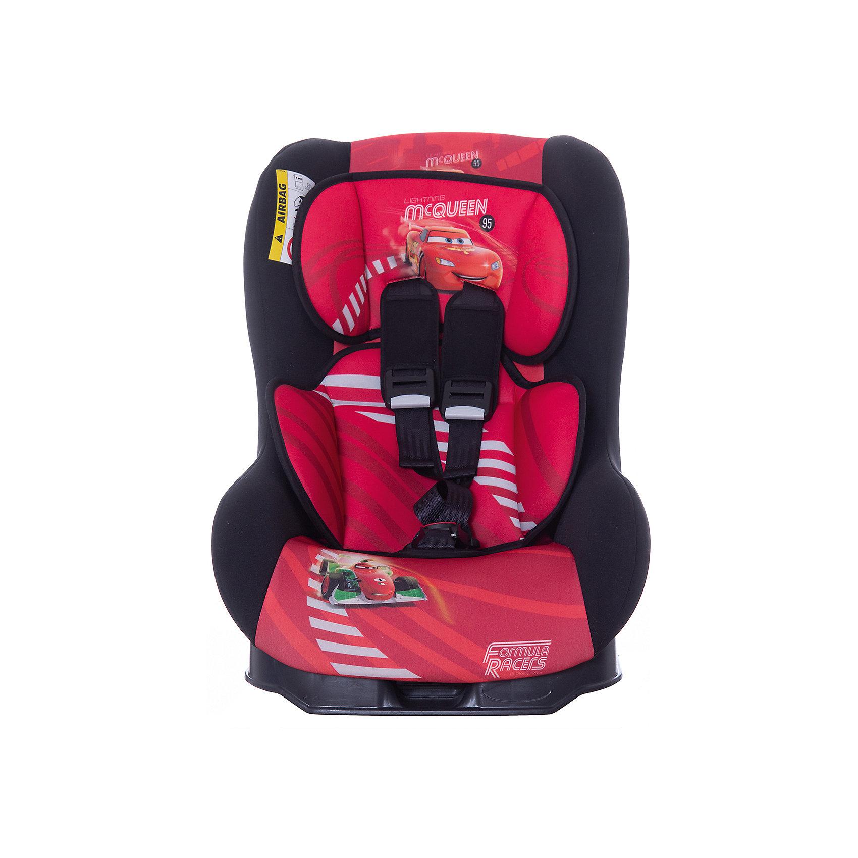 Автокресло Nania Drive, 0-18 кг, cars DisneyГруппа 0+, 1 (До 18 кг)<br>Характеристики автокресла Nania Driver:<br><br>• группа 0-1;<br>• вес ребенка: до 18 кг;<br>• возраст ребенка: от рождения до 4-х лет;<br>• способ установки: по ходу и против хода движения автомобиля;<br>• способ крепления: штатными ремнями безопасности автомобиля;<br>• 5-ти точечные ремни безопасности с мягкими накладками, регулируются по длине и высоте;<br>• регулируемый угол наклона спинки: 5 положений;<br>• анатомический вкладыш для новорожденного, подголовник;<br>• дополнительная защита от боковых ударов;<br>• съемные чехлы, стирка при температуре 30 градусов;<br>• материал: пластик, полиэстер;<br>• стандарт безопасности: ЕСЕ R44/03.<br><br>Размер автокресла: 48х44х59 см<br>Размер сиденья: 30x28 см<br>Высота спинки: 49 см<br>Вес автокресла: 6,7 кг<br>Вес в упаковке: 7 кг<br><br>Обезопасить ребенка во время поездок на машине помогает детское автокресло. Группа автокресел 0/1 используется, пока вес ребенка находится в пределах 18 кг. Регулируемый наклон спинки позволяет малышу выбрать подходящее положение и для сна, и для игр. Малыша пристегивают встроенными ремнями безопасности, которые регулируются по высоте и длине. Кресло устанавливается как по ходу движения, так и против хода движения автомобиля - зависит от возраста ребенка. <br><br>Автокресло Driver, 0-18 кг., Nania, cars Disney можно купить в нашем интернет-магазине.<br><br>Ширина мм: 600<br>Глубина мм: 460<br>Высота мм: 520<br>Вес г: 12490<br>Возраст от месяцев: 0<br>Возраст до месяцев: 48<br>Пол: Мужской<br>Возраст: Детский<br>SKU: 5287298