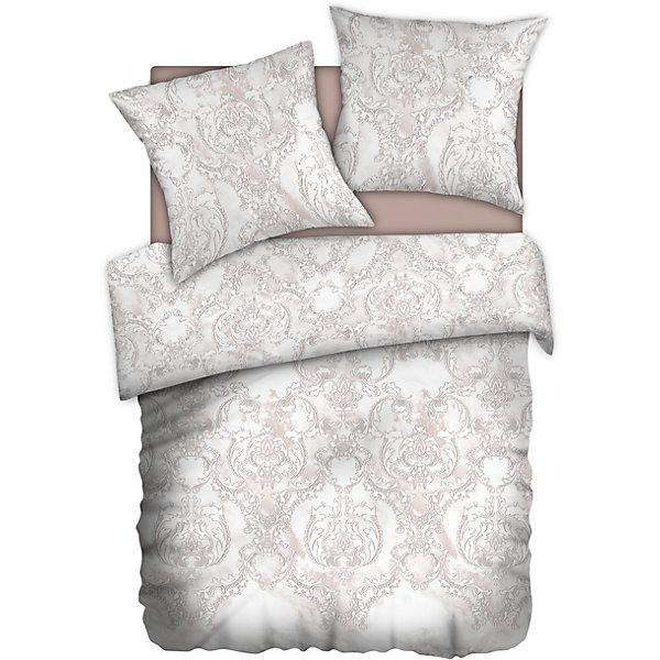 Постельное белье 1,5 Vintage beige (70*70), перкаль, Carte BlancheВзрослое постельное бельё<br>Постельное белье 1,5 Vintage beige (70*70), перкаль, Carte Blanche, (Карт Бланш)<br><br>Характеристики:<br><br>• привлекательный дизайн<br>• в комплекте: пододеяльник, простыня, наволочки (2 шт.)<br>• застежка: прорезь<br>• материал: перкаль (100% хлопок)<br>• размер пододеяльника: 215х145 см<br>• размер простыни: 220х150 см<br>• размер наволочки: 70х70 см<br><br>Комплект постельного белья Carte Blanche состоит из пододеяльника, простыни и двух наволочек. Они изготовлены из высококачественной ткани - перкаль. Перкаль - хлопковый материал из тончайших некрученых нитей. обладающий высокой прочностью. Белье не меняет свой вид и не выцветает после многочисленных стирок.  Специальная пропитка Wise Silk придаст белью мягкость. Комплект украшен приятным узором, создающим атмосферу гармонии в вашей спальне. Высококачественное постельное белье - залог крепкого и здорового сна!<br><br>Постельное белье 1,5 Vintage beige (70*70), перкаль, Carte Blanche, (Карт Бланш) можно купить в нашем интернет-магазине.<br><br>Ширина мм: 350<br>Глубина мм: 290<br>Высота мм: 150<br>Вес г: 1400<br>Возраст от месяцев: 36<br>Возраст до месяцев: 216<br>Пол: Унисекс<br>Возраст: Детский<br>SKU: 5288437