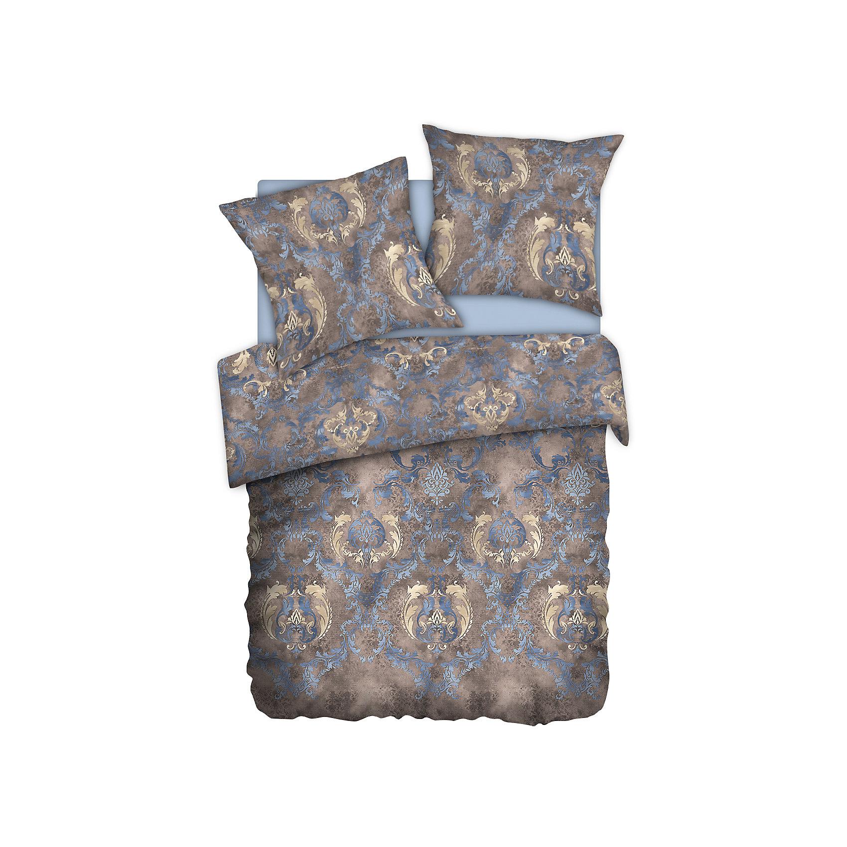 Постельное белье 1,5 Vintage (70*70), перкаль, Carte BlancheДомашний текстиль<br>Постельное белье 1,5 Vintage (70*70), перкаль, Carte Blanche, (Карт Бланш)<br><br>Характеристики:<br><br>• привлекательный дизайн<br>• в комплекте: пододеяльник, простыня, наволочки (2 шт.)<br>• застежка: прорезь<br>• материал: перкаль (100% хлопок)<br>• размер пододеяльника: 215х145 см<br>• размер простыни: 220х150 см<br>• размер наволочки: 70х70 см<br><br>Комплект постельного белья Carte Blanche состоит из пододеяльника, простыни и двух наволочек. Они изготовлены из высококачественной ткани - перкаль. Перкаль - хлопковый материал из тончайших некрученых нитей. обладающий высокой прочностью. Белье не меняет свой вид и не выцветает после многочисленных стирок.  Специальная пропитка Wise Silk придаст белью мягкость. Комплект украшен приятным узором, создающим атмосферу гармонии в вашей спальне. Высококачественное постельное белье - залог крепкого и здорового сна!<br><br>Постельное белье 1,5 Vintage (70*70), перкаль, Carte Blanche, (Карт Бланш) можно купить в нашем интернет-магазине.<br><br>Ширина мм: 350<br>Глубина мм: 290<br>Высота мм: 150<br>Вес г: 1400<br>Возраст от месяцев: 36<br>Возраст до месяцев: 216<br>Пол: Унисекс<br>Возраст: Детский<br>SKU: 5288438