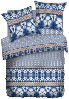 Постельное белье Евро Shibori (70*70), перкаль, Carte Blanche