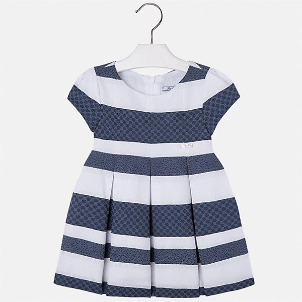 Купить Платье для девочки Mayoral, Китай, синий, 134, 92, 128, 122, 116, 110, 104, 98, Женский