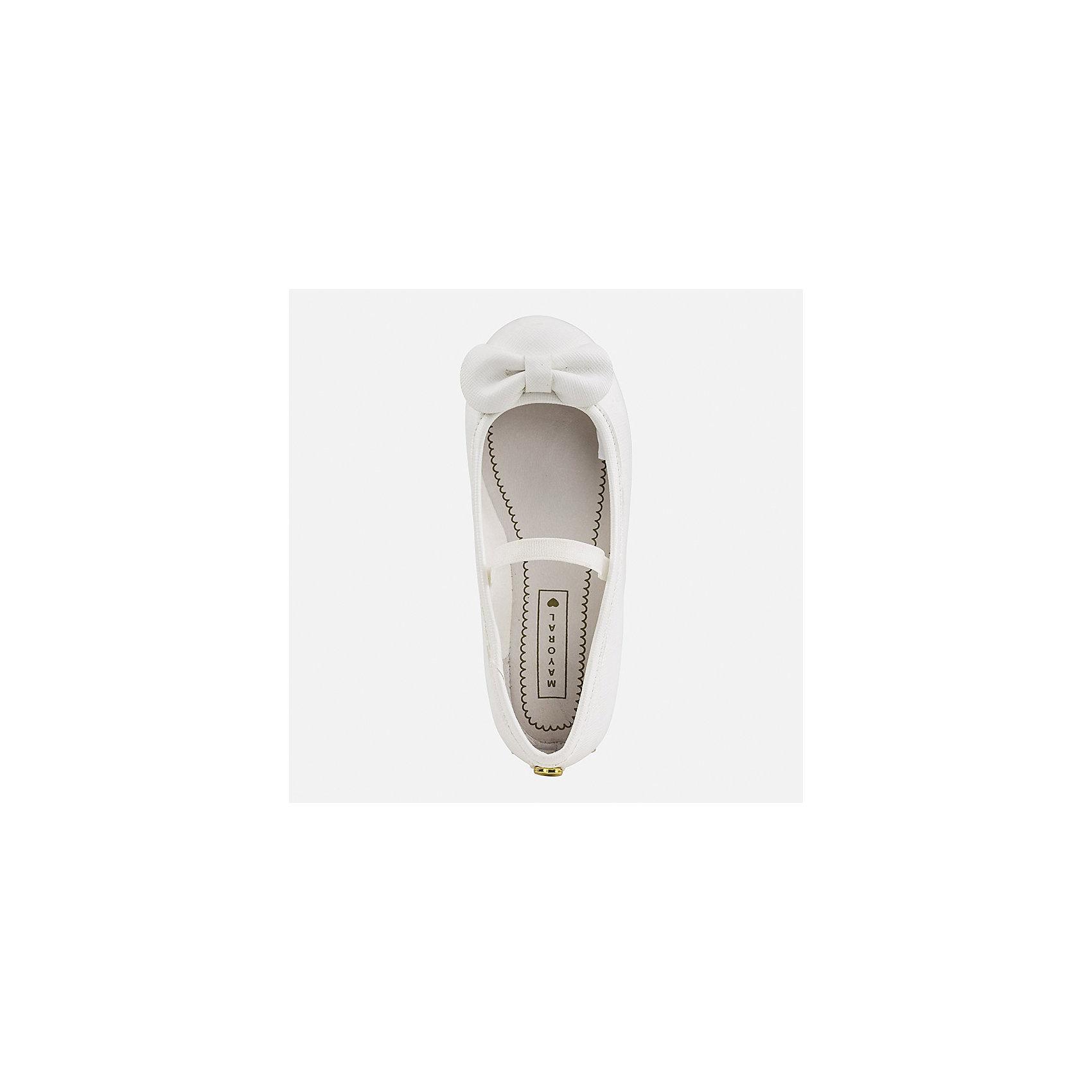 Туфли для девочки Mayoral от myToys