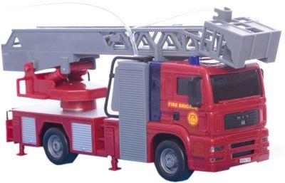 - Пожарная машина, 31 см, Dickie Toys фото-1