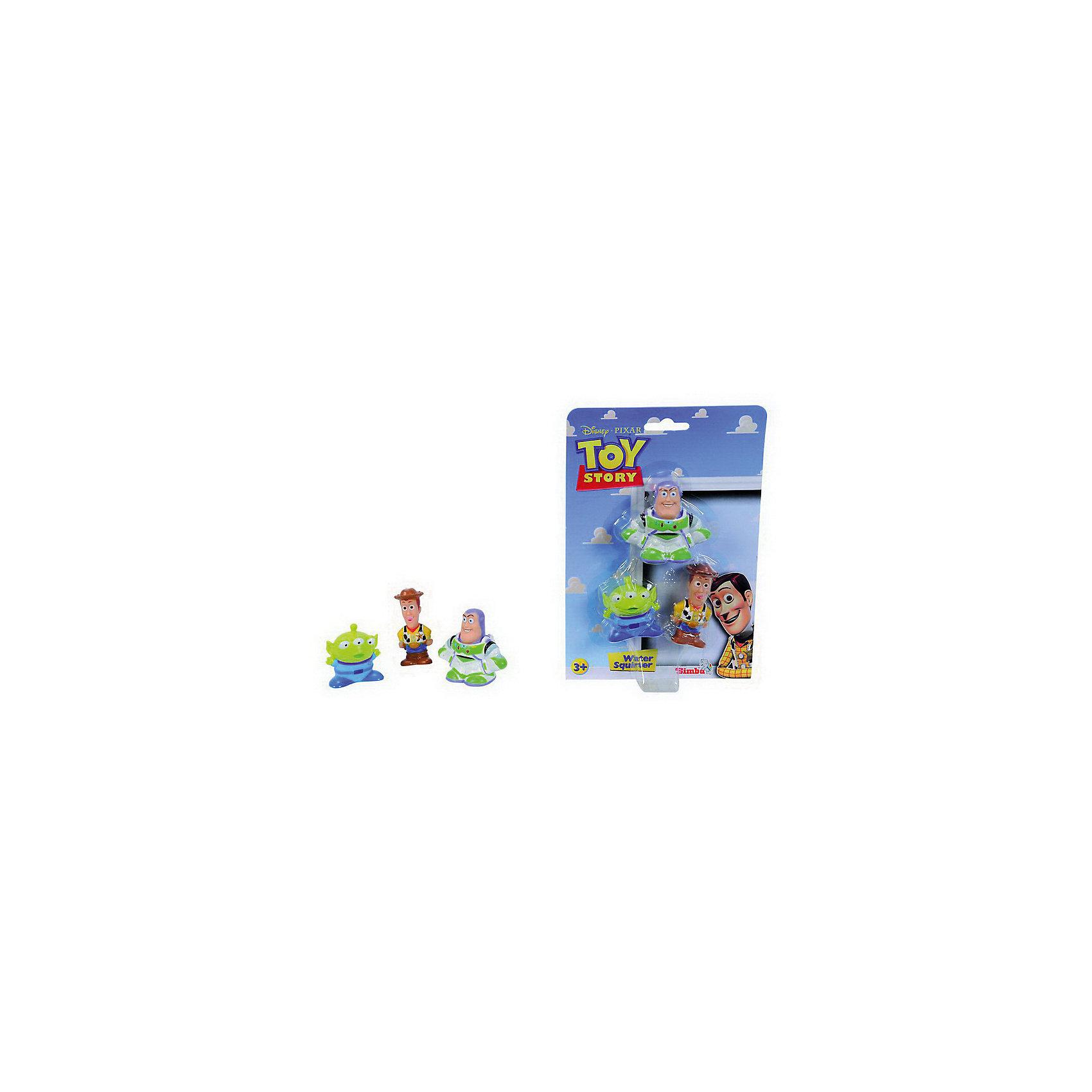 Фигурки Той Стори, 3 шт, 7 см, SimbaЛюбимые герои<br>Характеристики:<br><br>• размер фигурок: 7 см;<br>• количество в наборе: 3 шт.;<br>• особенности игрушек для купания: брызгалки;<br>• материал: резина;<br>• размер упаковки: 25х17х4 см.<br><br>Игрушки-брызгалки помогут разнообразить процесс купания. Игрушки изготовлены из высококачественной резины. У каждой фигурки есть отверстие, через которое поступают брызги воды. <br><br>Фигурки Той Стори, 3 шт, 7 см, Simba можно купить в нашем магазине.<br><br>Ширина мм: 170<br>Глубина мм: 40<br>Высота мм: 250<br>Вес г: 90<br>Возраст от месяцев: 36<br>Возраст до месяцев: 120<br>Пол: Унисекс<br>Возраст: Детский<br>SKU: 5295530