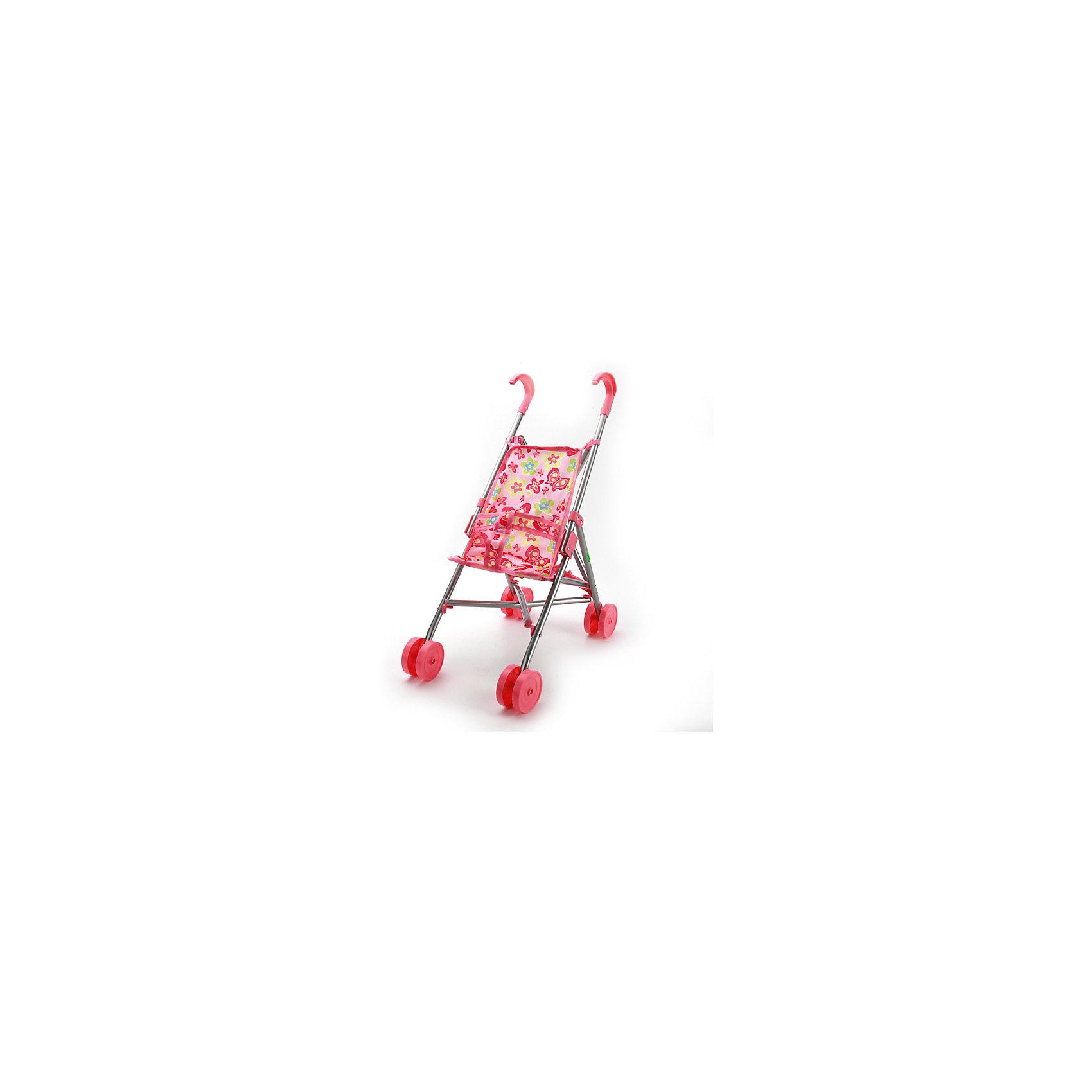Коляска-трость для кукол Летняя, с ремнем безопасности, в цветочек, MeloboКоляски и транспорт для кукол<br>Характеристики:<br><br>• вид коляски: для кукол;<br>• тип складывания: трость;<br>• тип колес: сдвоенные, неповоротные;<br>• тип ручки: отдельные;<br>• комплектация: коляска-трость с ремнем безопасности;<br>• материал: алюминий, пластик, текстиль;<br>• размер коляски: 52х26х55 см;<br>• размер упаковки: 65,5х27х28 см.<br><br>Прогулочная коляска для куколки превратит прогулки в удовольствие. Куколку или зверушку можно посадить в колясочку, пристегнуть ремнями безопасности (на липучке) и отправиться на прогулку. Коляска Melobo компактно складывается для транспортировки и хранения. <br><br>Коляску-трость для кукол Летняя, с ремнем безопасности, в цветочек, Melobo можно купить в нашем магазине.<br><br>Ширина мм: 200<br>Глубина мм: 670<br>Высота мм: 150<br>Вес г: 640<br>Возраст от месяцев: 36<br>Возраст до месяцев: 2147483647<br>Пол: Женский<br>Возраст: Детский<br>SKU: 5298969