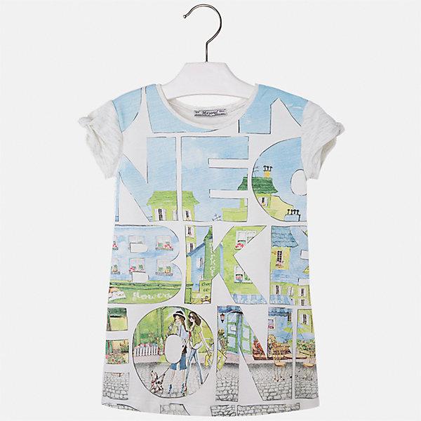 Купить Платье для девочки Mayoral, Китай, зеленый, 134, 92, 128, 122, 116, 110, 104, 98, Женский