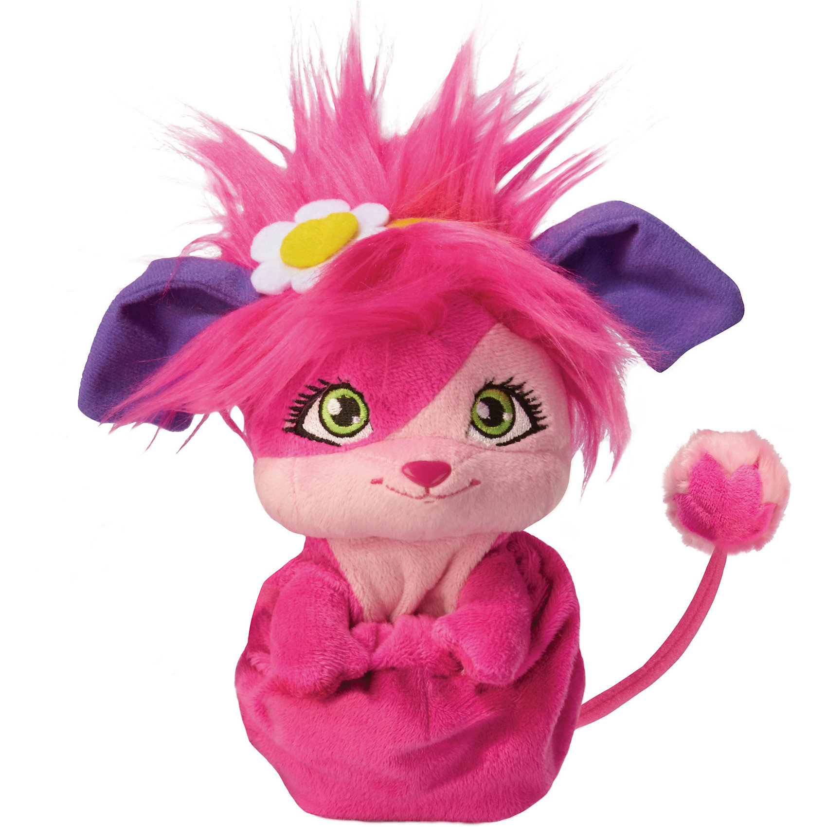Мягкая игрушка Баблис, 20 см, сворачивается в шар, PopplesМягкая игрушка Баблис, 20 см, сворачивается в шар, Popples<br><br>Характеристика:<br><br>-Возраст: от 4 лет<br>-Для девочек <br>-Цвет: розовый <br>-Материал: плюш<br>-Размер: 20 см<br>-Марка: Popples<br><br>Мягкая игрушка Popples - это уникальная мягкая игрушка для детей. Игрушка по имени Баблис яркая и веселая. Самое интересное то, что она имеет небольшой кармашек, что позволяет превратить игрушку в небольшой шар. Благодаря этому ее легко брать на прогулку или в путешествие.<br><br>Мягкая игрушка Баблис, 20 см, сворачивается в шар, Popples можно приобрести в нашем интернет-магазине.<br><br>Ширина мм: 80<br>Глубина мм: 230<br>Высота мм: 100<br>Вес г: 310<br>Возраст от месяцев: 36<br>Возраст до месяцев: 2147483647<br>Пол: Женский<br>Возраст: Детский<br>SKU: 5301636