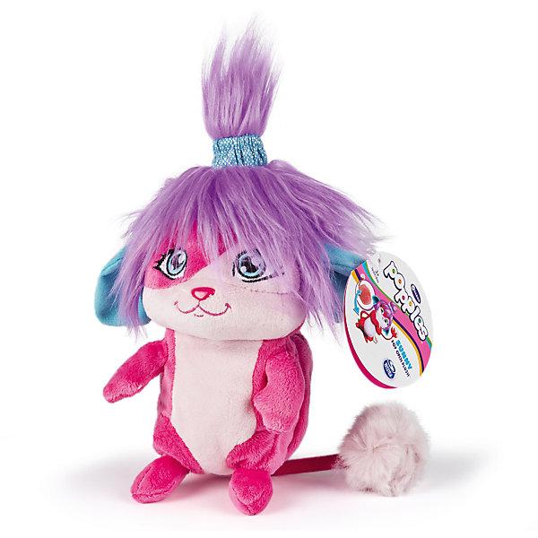 Мягкая игрушка Санни, 20 см, сворачивается в шар, PopplesМягкие игрушки животные<br>Мягкая игрушка Санни, 20 см, сворачивается в шар, Popples<br><br>Характеристика:<br><br>-Возраст: от 4 лет<br>-Для девочек <br>-Цвет: розовый с сиреневым<br>-Материал: плюш<br>-Размер: 20 см<br>-Марка: Popples<br><br>Мягкая игрушка Popples - это уникальная мягкая игрушка для детей. Игрушка по имени Санни имеет яркую окраску и необычную прическу. Самое интересное то, что она имеет небольшой кармашек, что позволяет превратить игрушку в небольшой шар. Благодаря этому ее легко брать на прогулку или в путешествие.<br><br>Мягкая игрушка Санни, 20 см, сворачивается в шар, Popples можно приобрести в нашем интернет-магазине.<br><br>Ширина мм: 80<br>Глубина мм: 230<br>Высота мм: 100<br>Вес г: 310<br>Возраст от месяцев: 36<br>Возраст до месяцев: 2147483647<br>Пол: Женский<br>Возраст: Детский<br>SKU: 5301637