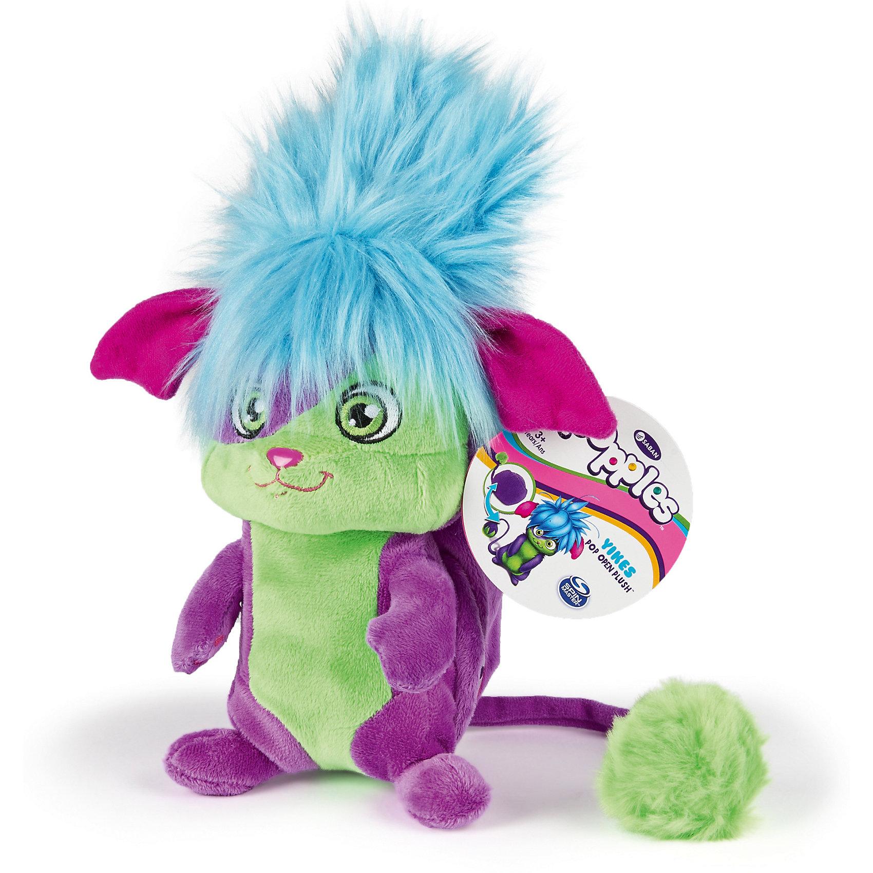 Мягкая игрушка Юкис, 20 см, сворачивается в шар, PopplesМягкие игрушки животные<br>Мягкая игрушка Юкис, 20 см, сворачивается в шар, Popples<br><br>Характеристика:<br><br>-Возраст: от 4 лет<br>-Для девочек<br>-Цвет: разноцветный<br>-Материал: плюш<br>-Размер: 20 см<br>-Марка: Popples<br><br>Мягкая игрушка Popples - это уникальная мягкая игрушка для детей. Игрушка по имени Юкис яркая и веселая. Самое интересное то, что она имеет небольшой кармашек, что позволяет превратить игрушку в небольшой шар. Благодаря этому ее легко брать на прогулку или в путешествие.<br><br>Мягкая игрушка Юкис, 20 см, сворачивается в шар, Popples можно приобрести в нашем интернет-магазине.<br><br>Ширина мм: 80<br>Глубина мм: 230<br>Высота мм: 100<br>Вес г: 310<br>Возраст от месяцев: 36<br>Возраст до месяцев: 2147483647<br>Пол: Женский<br>Возраст: Детский<br>SKU: 5301638
