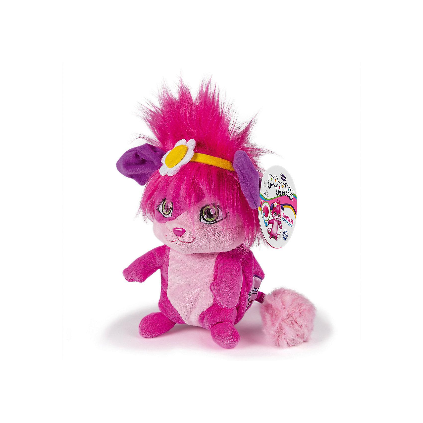 Мягкая игрушка Баблис, 28см, сворачивается в шар, PopplesЛюбимые герои<br>Мягкая игрушка Баблис, 28 см, сворачивается в шар, Popples<br><br>Характеристика:<br><br>-Возраст: от 4 лет<br>-Для девочек <br>-Цвет: розовый <br>-Материал: плюш<br>-Размер: 28 см<br>-Марка: Popples<br><br>Мягкая игрушка Popples - это уникальная мягкая игрушка для детей. Игрушка по имени Баблис яркая и веселая. Самое интересное то, что она имеет небольшой кармашек, что позволяет превратить игрушку в небольшой шар. Игрушку можно легко свернуть в небольшой плюшевый шарик, а затем вернуть ей привычную форму! <br><br>Мягкая игрушка Баблис, 28 см, сворачивается в шар, Popples можно приобрести в нашем интернет-магазине.<br><br>Ширина мм: 130<br>Глубина мм: 300<br>Высота мм: 200<br>Вес г: 750<br>Возраст от месяцев: 36<br>Возраст до месяцев: 2147483647<br>Пол: Женский<br>Возраст: Детский<br>SKU: 5301646