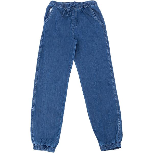 Джинсы для девочки SELAДжинсовая одежда<br>Характеристики товара:<br><br>• цвет: синий<br>• состав: 100% хлопок<br>• манжеты<br>• легкий материал<br>• пояс: мягкая резинка со шнурком<br>• сезон: демисезон<br>• страна бренда: Россия<br><br>Вещи из новой коллекции SELA продолжают радовать удобством! Симпатичные брюки для девочки помогут разнообразить гардероб и обеспечить комфорт. Они отлично сочетаются с майками, футболками, куртками. В составе материала - натуральный хлопок.<br><br>Одежда, обувь и аксессуары от российского бренда SELA не зря пользуются большой популярностью у детей и взрослых! Модели этой марки - стильные и удобные, цена при этом неизменно остается доступной. Для их производства используются только безопасные, качественные материалы и фурнитура.<br><br>Брюки для девочки от популярного бренда SELA (СЕЛА) можно купить в нашем интернет-магазине.<br>Ширина мм: 215; Глубина мм: 88; Высота мм: 191; Вес г: 336; Цвет: синий; Возраст от месяцев: 36; Возраст до месяцев: 48; Пол: Женский; Возраст: Детский; Размер: 104,116,110,98; SKU: 5302063;