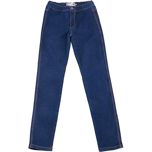 Джинсы для девочки SELAДжинсовая одежда<br>Характеристики товара:<br><br>• цвет: синий<br>• состав: 98% хлопок, 2% эластан<br>• резинка в поясе<br>• силуэт slim<br>• комфортная посадка<br>• сезон: демисезон<br>• страна бренда: Россия<br><br>Вещи из новой коллекции SELA продолжают радовать удобством! Стильные джинсы для девочки помогут разнообразить гардероб ребенка и стать базовой вещью. Они отлично сочетаются с блузками, футболками, куртками.<br><br>Одежда, обувь и аксессуары от российского бренда SELA не зря пользуются большой популярностью у детей и взрослых! Модели этой марки - стильные и удобные, цена при этом неизменно остается доступной. Для их производства используются только безопасные, качественные материалы и фурнитура. <br><br>Брюки для девочки от популярного бренда SELA (СЕЛА) можно купить в нашем интернет-магазине.<br><br>Ширина мм: 215<br>Глубина мм: 88<br>Высота мм: 191<br>Вес г: 336<br>Цвет: синий<br>Возраст от месяцев: 108<br>Возраст до месяцев: 120<br>Пол: Женский<br>Возраст: Детский<br>Размер: 140,134,128,122,116,152,146<br>SKU: 5302076