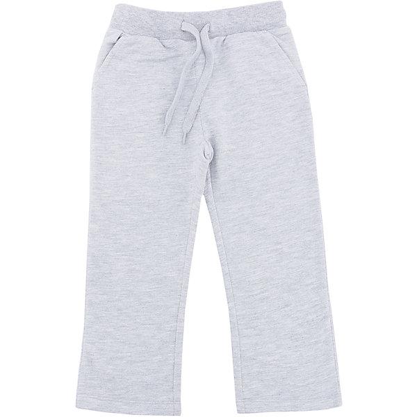 Брюки для мальчика SELAСпортивная одежда<br>Брюки для мальчика SELA (Села)<br><br>Характеристики:<br><br>• прямой силуэт<br>• состав: 60% хлопок, 40% полиэстер<br>• коллекция: весна 2017<br>• цвет: серый меланж<br><br>Брюки для мальчика от популярного бренда Sela изготовлены из высококачественных материалов. Брюки имеют прямой силуэт, резиночку на поясе, завязки и два кармана спереди. Модель хорошо сидит по фигуре, не сковывая движений ребенка. Отличный вариант для спортивных занятий или на каждый день!<br><br>Брюки для мальчика SELA (Села) вы можете купить в нашем интернет-магазине.<br><br>Ширина мм: 215<br>Глубина мм: 88<br>Высота мм: 191<br>Вес г: 336<br>Цвет: серый<br>Возраст от месяцев: 18<br>Возраст до месяцев: 24<br>Пол: Мужской<br>Возраст: Детский<br>Размер: 92,116,110,104,98<br>SKU: 5302331