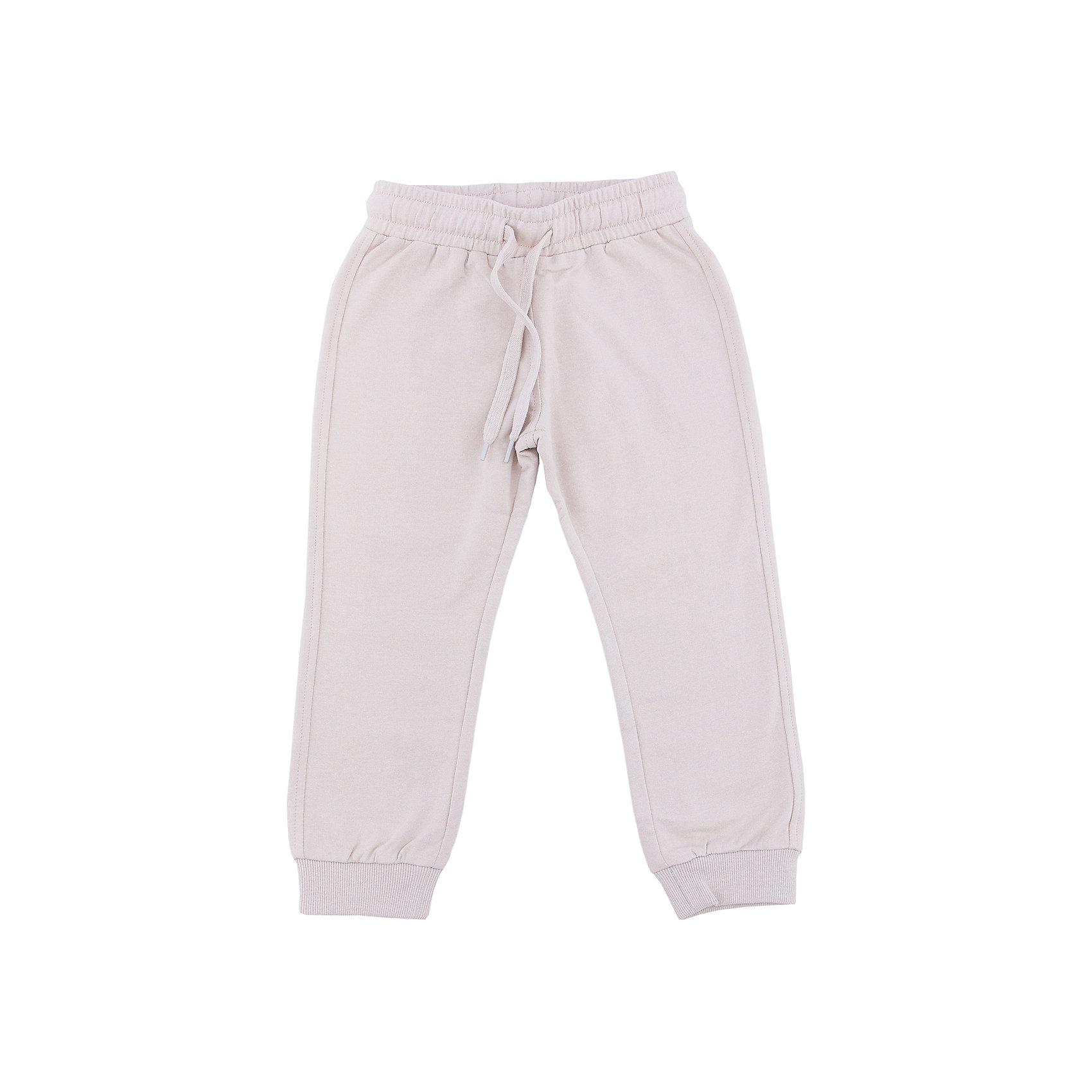 Брюки для мальчика SELAСпортивная одежда<br>Брюки для мальчика SELA (Села)<br><br>Характеристики:<br><br>• длина: полная с манжетами<br>• прямой, зауженный к низу силуэт<br>• состав: 60% хлопок, 40% полиэстер<br>• коллекция: весна 2017<br>• бежевый<br><br>Брюки для мальчика от известного бренда Sela очень удобны для каждого мальчика. Они имеют прямой силуэт, который заужен к низу и дополнен манжетами. Широкая резинка и завязки на поясе обеспечат удобство при ношении. Модель не сковывает движений ребенка даже во время самых активных игр. <br><br>Брюки для мальчика SELA (Села) вы можете купить в нашем интернет-магазине.<br><br>Ширина мм: 215<br>Глубина мм: 88<br>Высота мм: 191<br>Вес г: 336<br>Цвет: бежевый<br>Возраст от месяцев: 60<br>Возраст до месяцев: 72<br>Пол: Мужской<br>Возраст: Детский<br>Размер: 116,92,98,104,110<br>SKU: 5302343