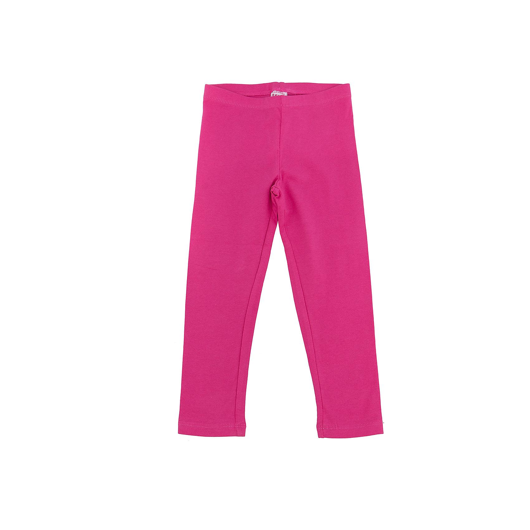 Леггинсы для девочки SELAЛеггинсы<br>Характеристики товара:<br><br>• цвет: розовый<br>• состав: хлопковый трикотаж<br>• эластичный материал<br>• однотонные<br>• пояс: мягкая резинка <br>• коллекция весна-лето 2017<br>• страна бренда: Российская Федерация<br><br>Вещи из новой коллекции SELA продолжают радовать удобством! Симпатичные леггинсы для девочки помогут разнообразить гардероб и обеспечить комфорт. Они отлично сочетаются с майками, футболками, куртками. В составе материала - натуральный хлопок.<br><br>Одежда, обувь и аксессуары от российского бренда SELA не зря пользуются большой популярностью у детей и взрослых! Модели этой марки - стильные и удобные, цена при этом неизменно остается доступной. Для их производства используются только безопасные, качественные материалы и фурнитура. Новая коллекция поддерживает хорошие традиции бренда! <br><br>Леггинсы для девочки от популярного бренда SELA (СЕЛА) можно купить в нашем интернет-магазине.<br><br>Ширина мм: 215<br>Глубина мм: 88<br>Высота мм: 191<br>Вес г: 336<br>Цвет: розовый<br>Возраст от месяцев: 60<br>Возраст до месяцев: 72<br>Пол: Женский<br>Возраст: Детский<br>Размер: 116,92,98,104,110<br>SKU: 5302413